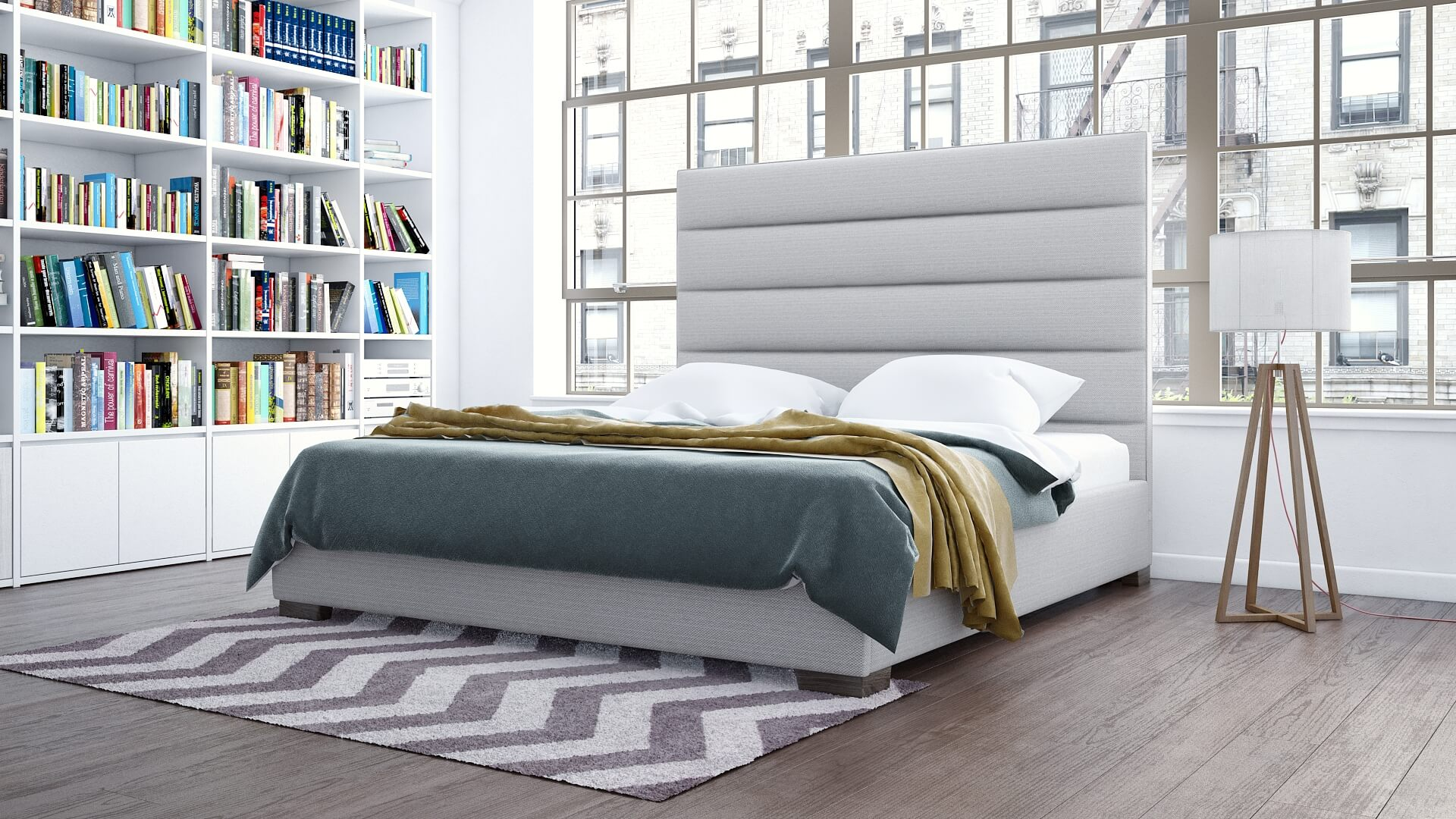 vida bed furniture gallery 1