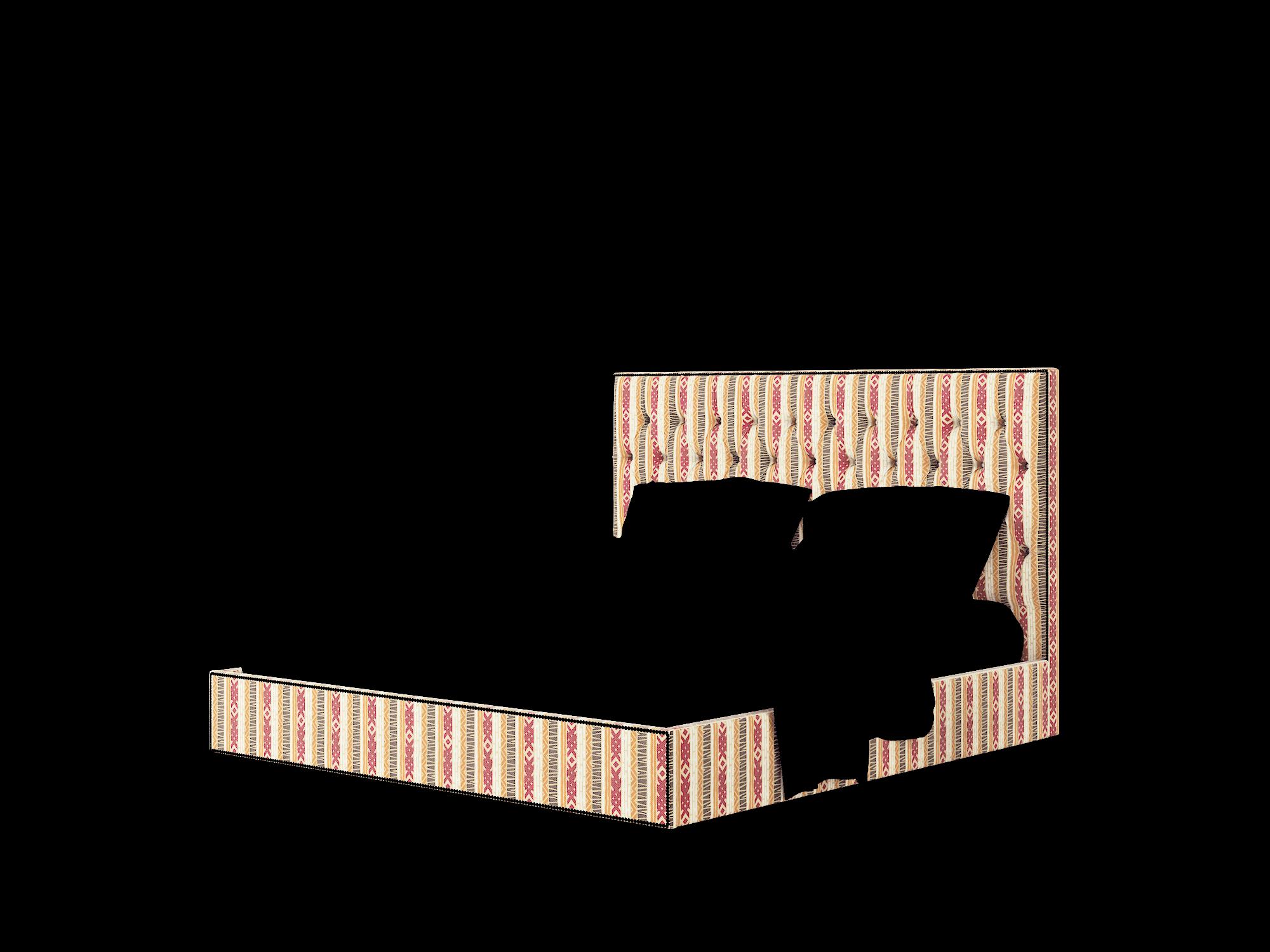 Bellezza Bodhi Tango Bed King Room Texture
