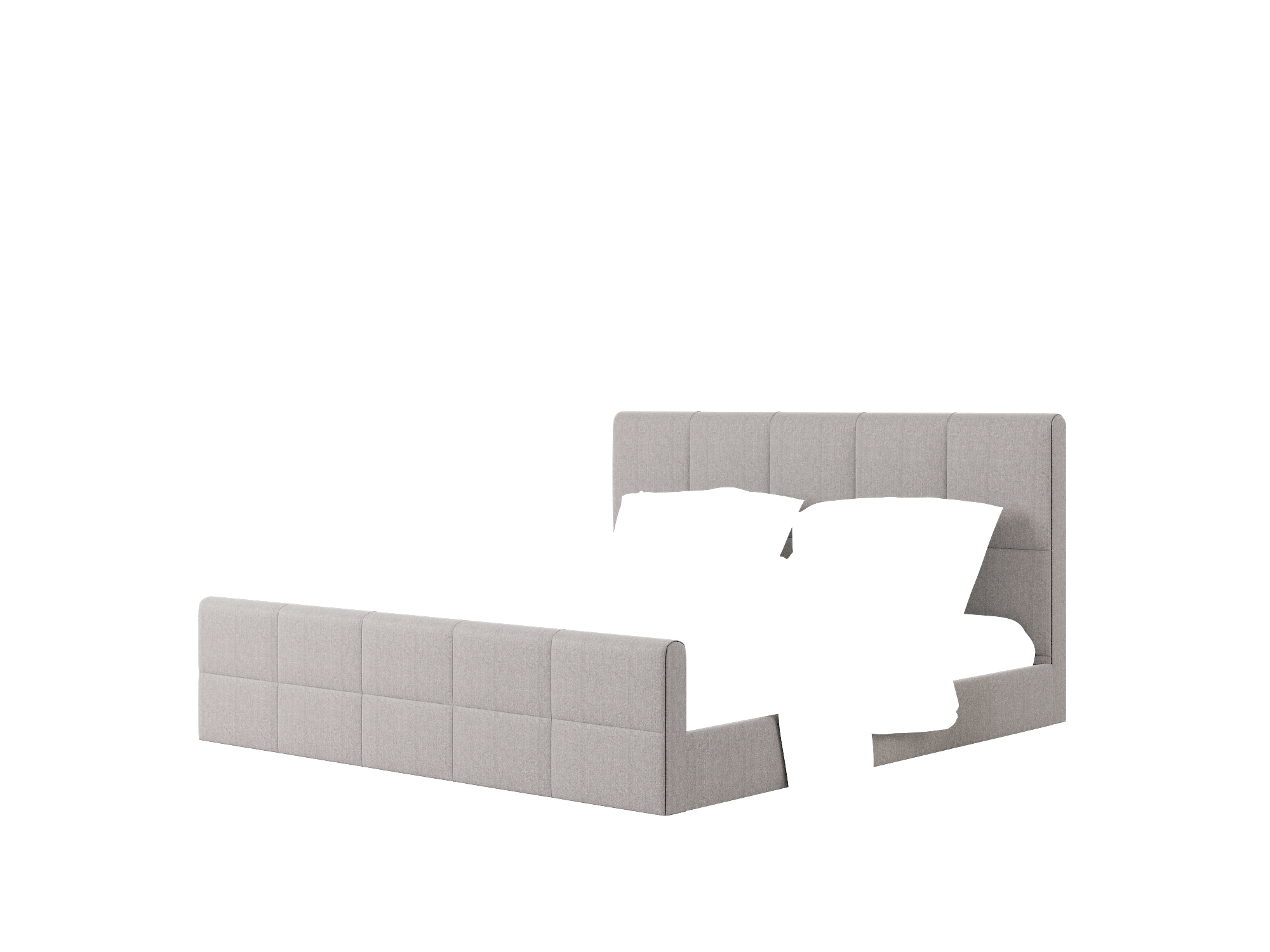 Biagio Sasha Granite Bed King Room Texture