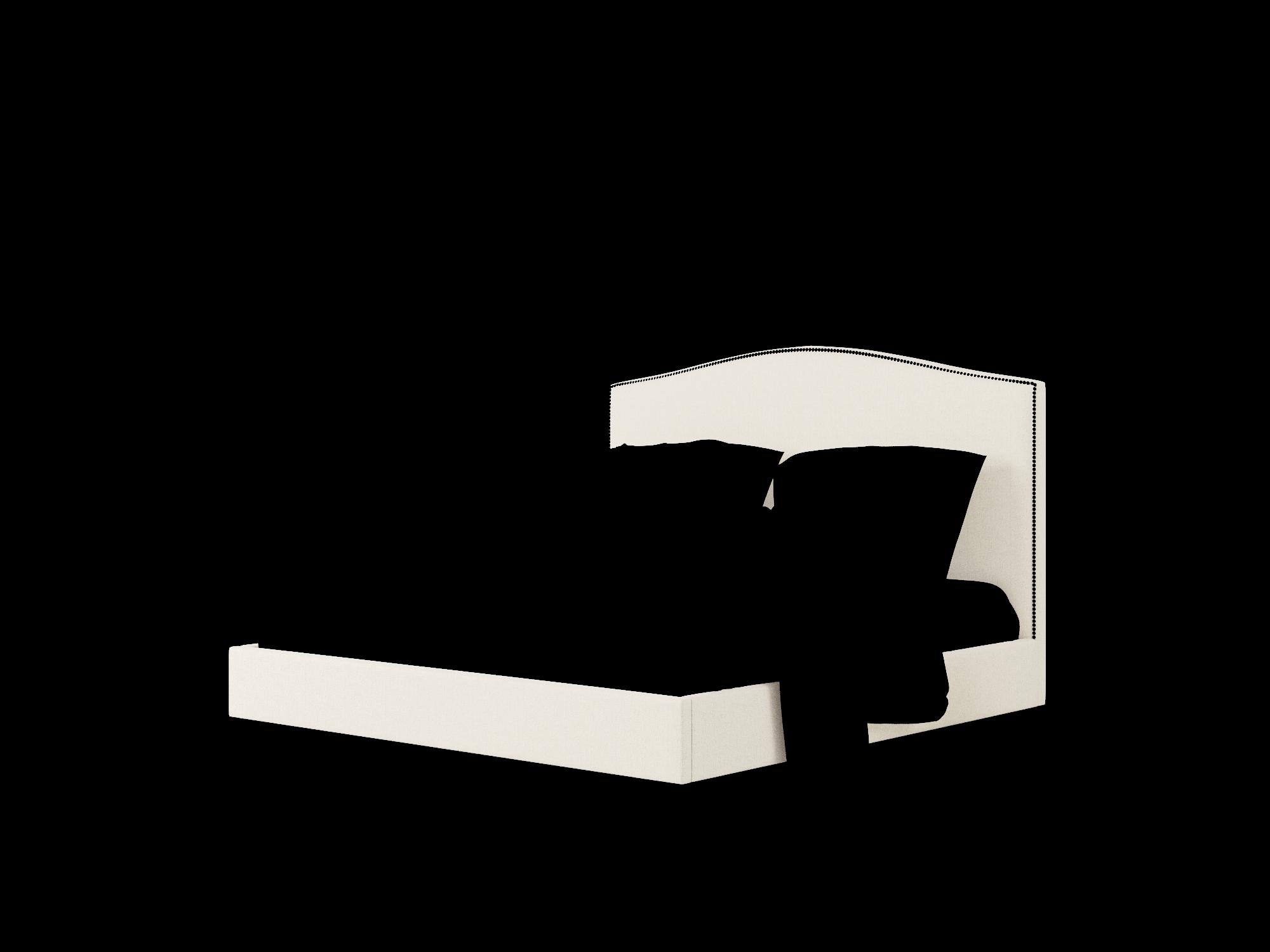 Dalion Sasha Linen Bed King Room Texture