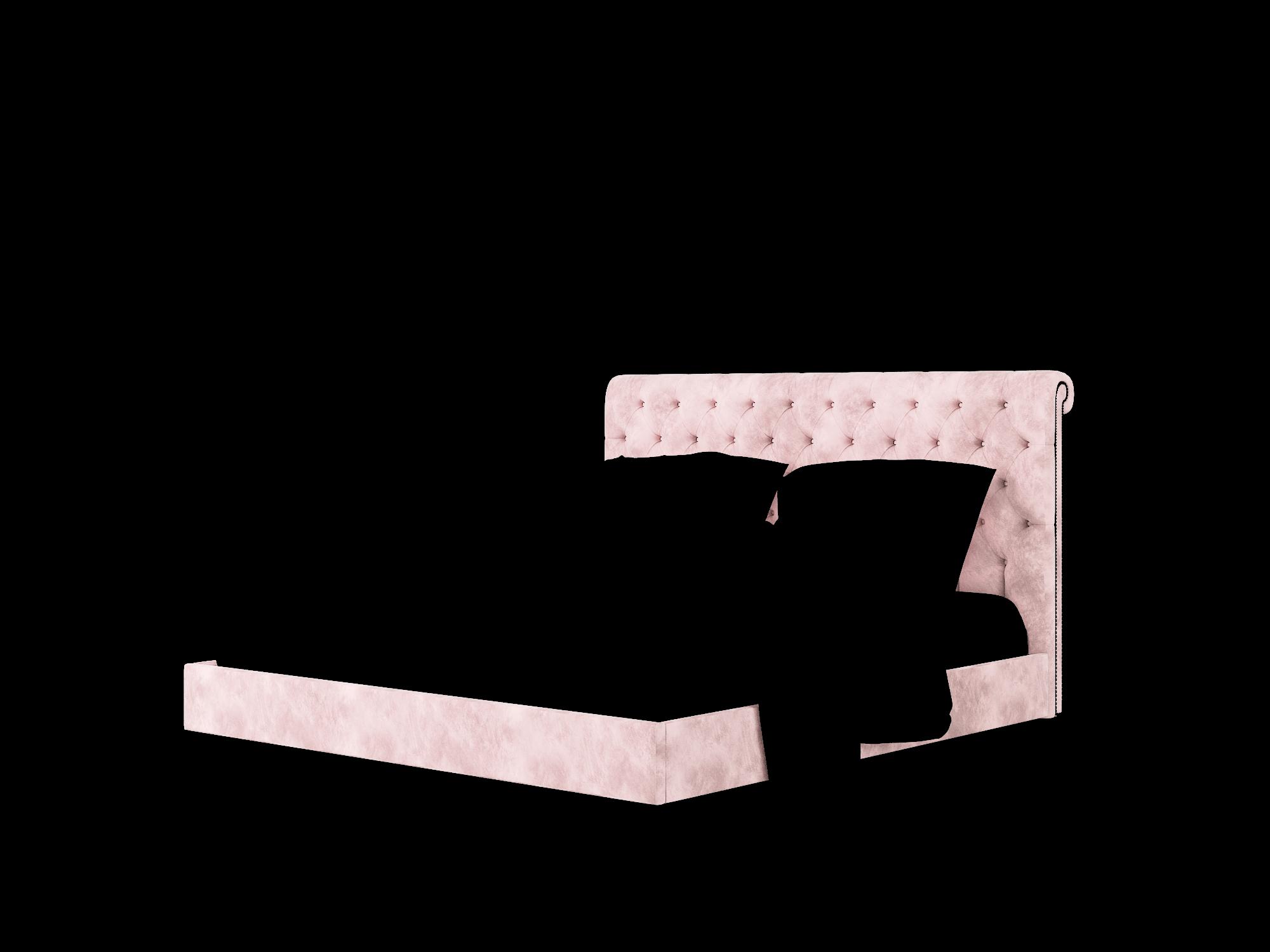 Decima Quartz 705 Bed King Room Texture