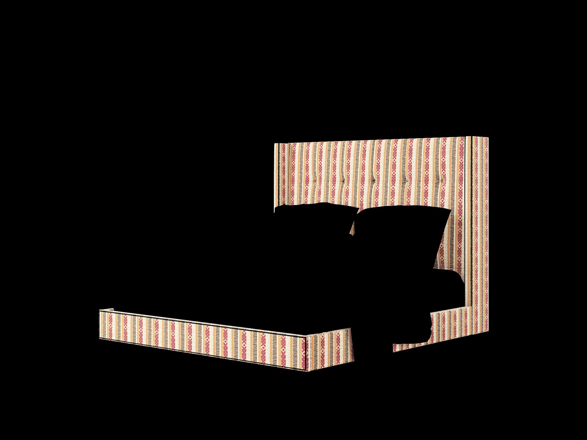 Elias Bodhi Tango Bed King Room Texture