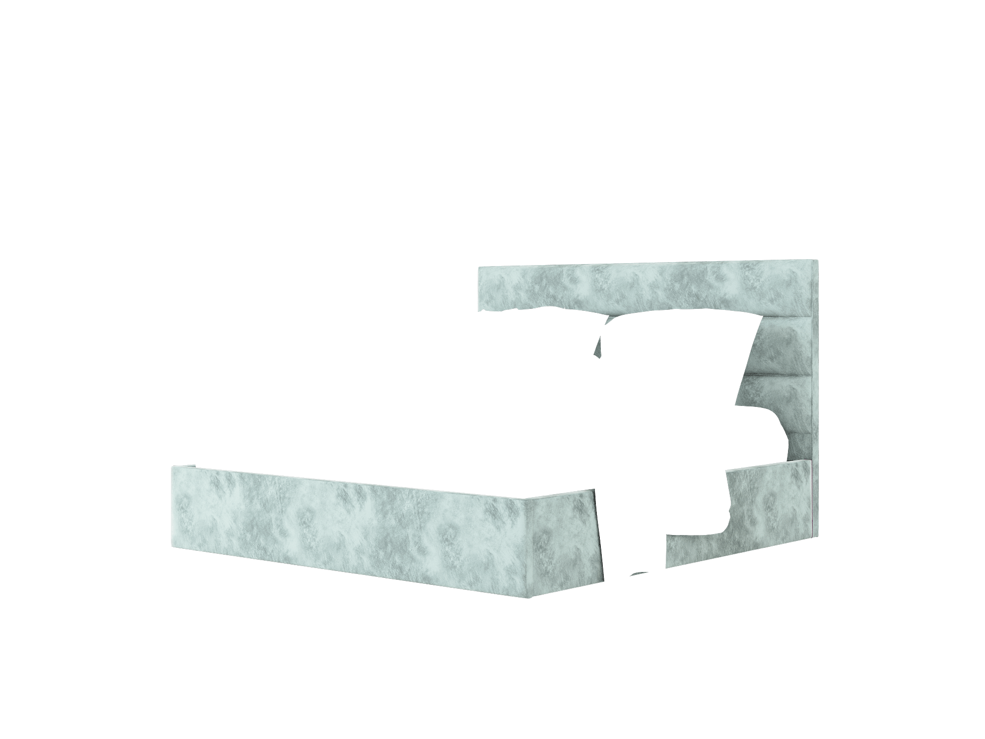 Hannela Royale Cloud Bed King Room Texture