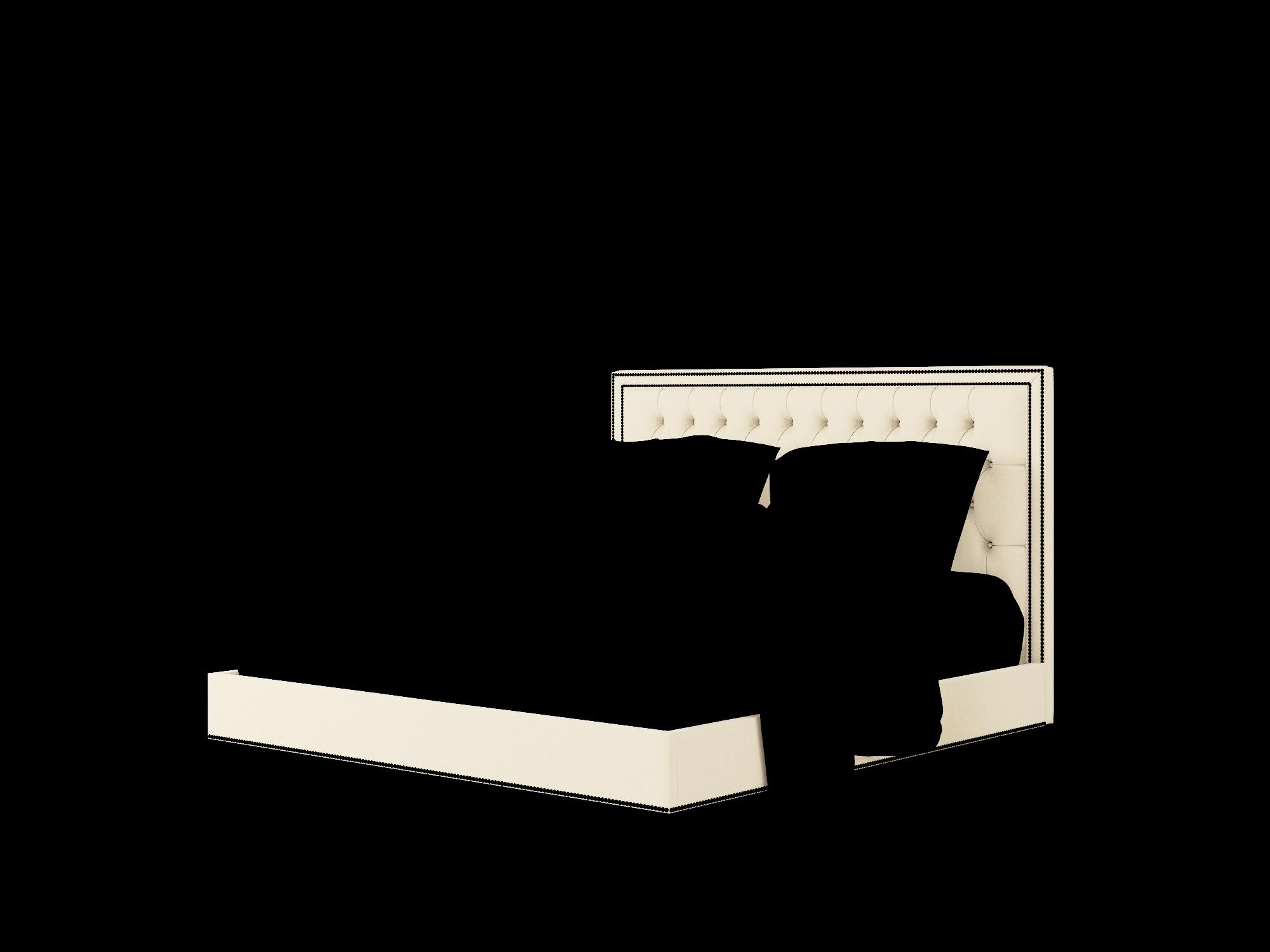 Heidi Noble Buckwheat Bed King Room Texture