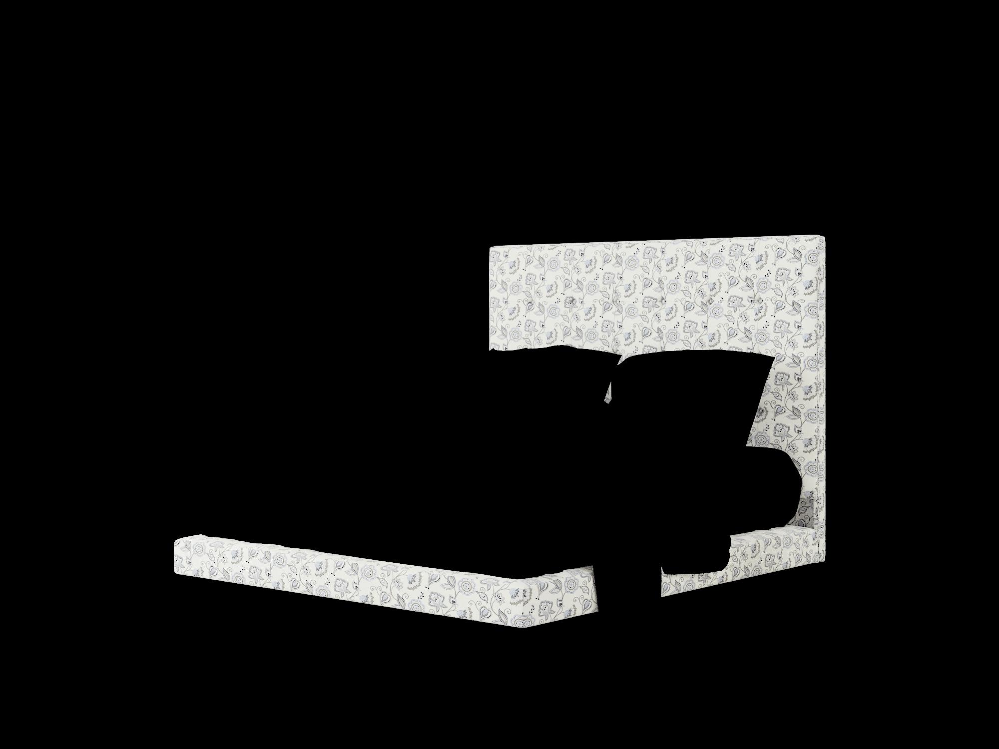 Jolie Avignon Sky Bed King Room Texture