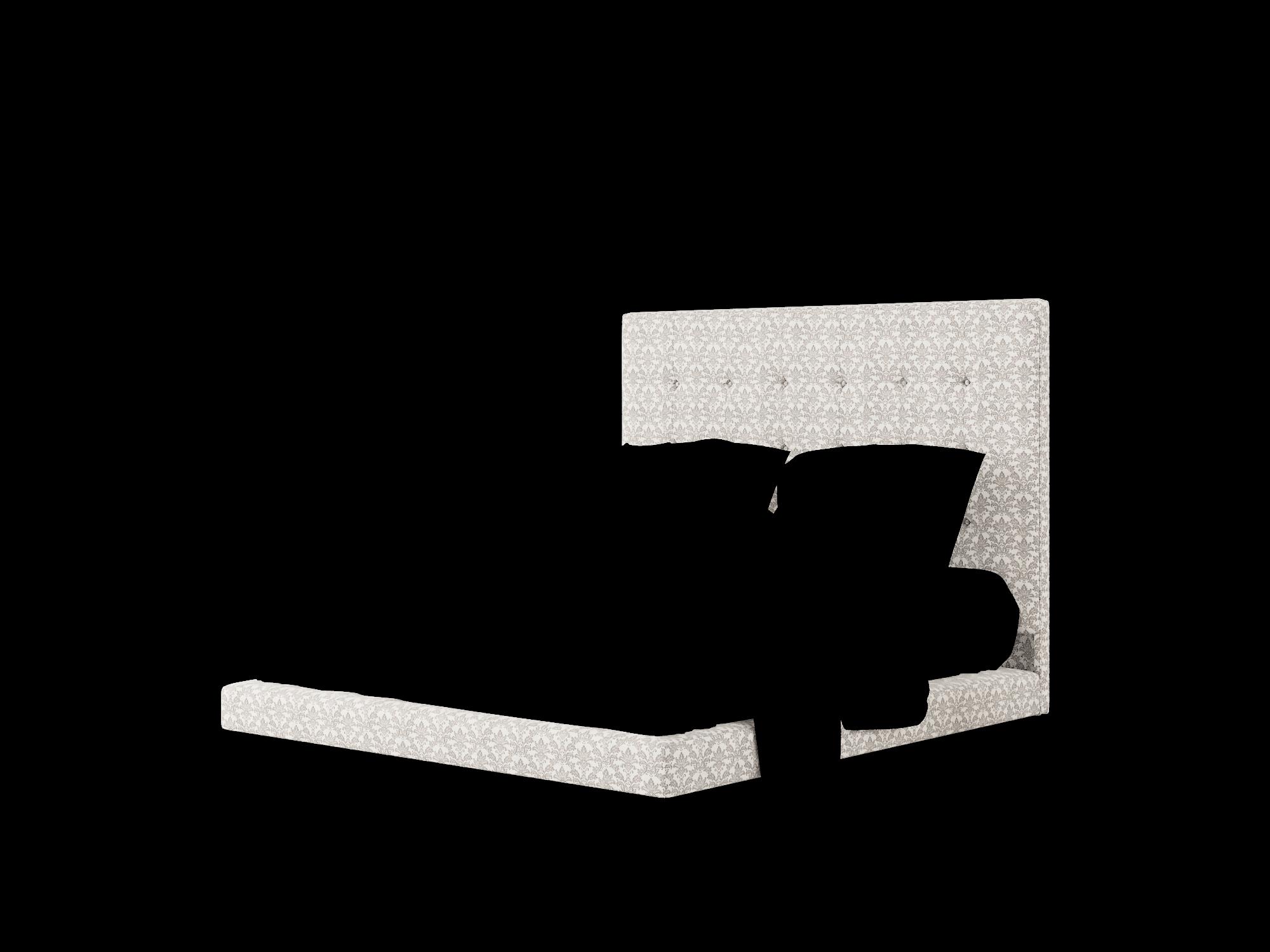 Jolie Bergamo Dove Bed King Room Texture
