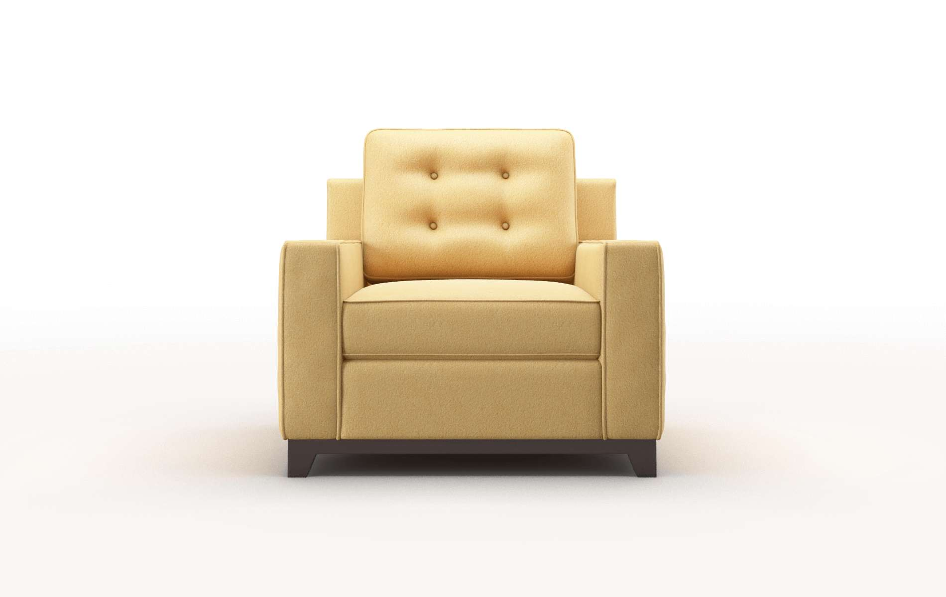 Alexandria Bella Amber Chair espresso legs 1