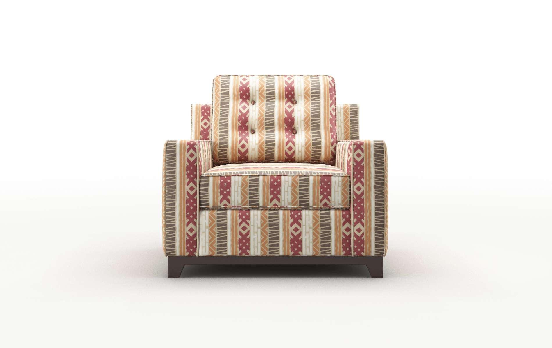 Alexandria Bodhi Tango Chair espresso legs 1