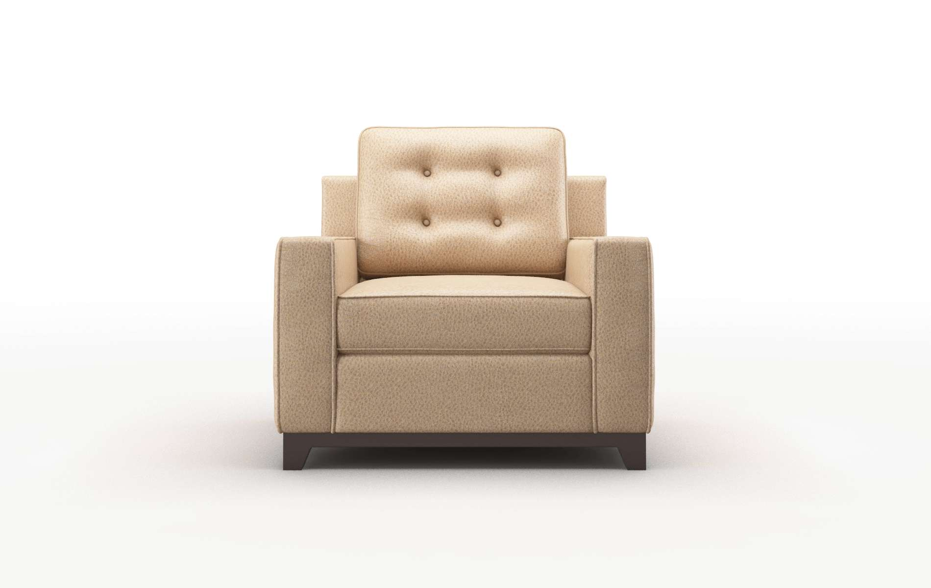 Alexandria Ford Dune Chair espresso legs 1
