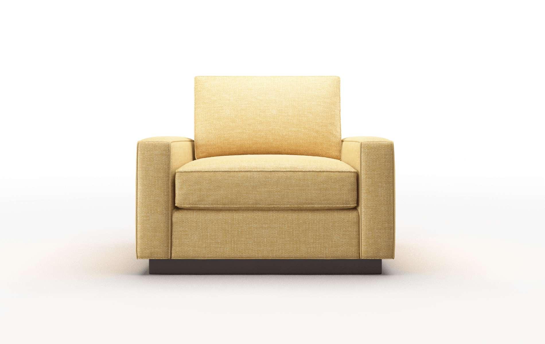 Alton Keylargo Honey chair espresso legs