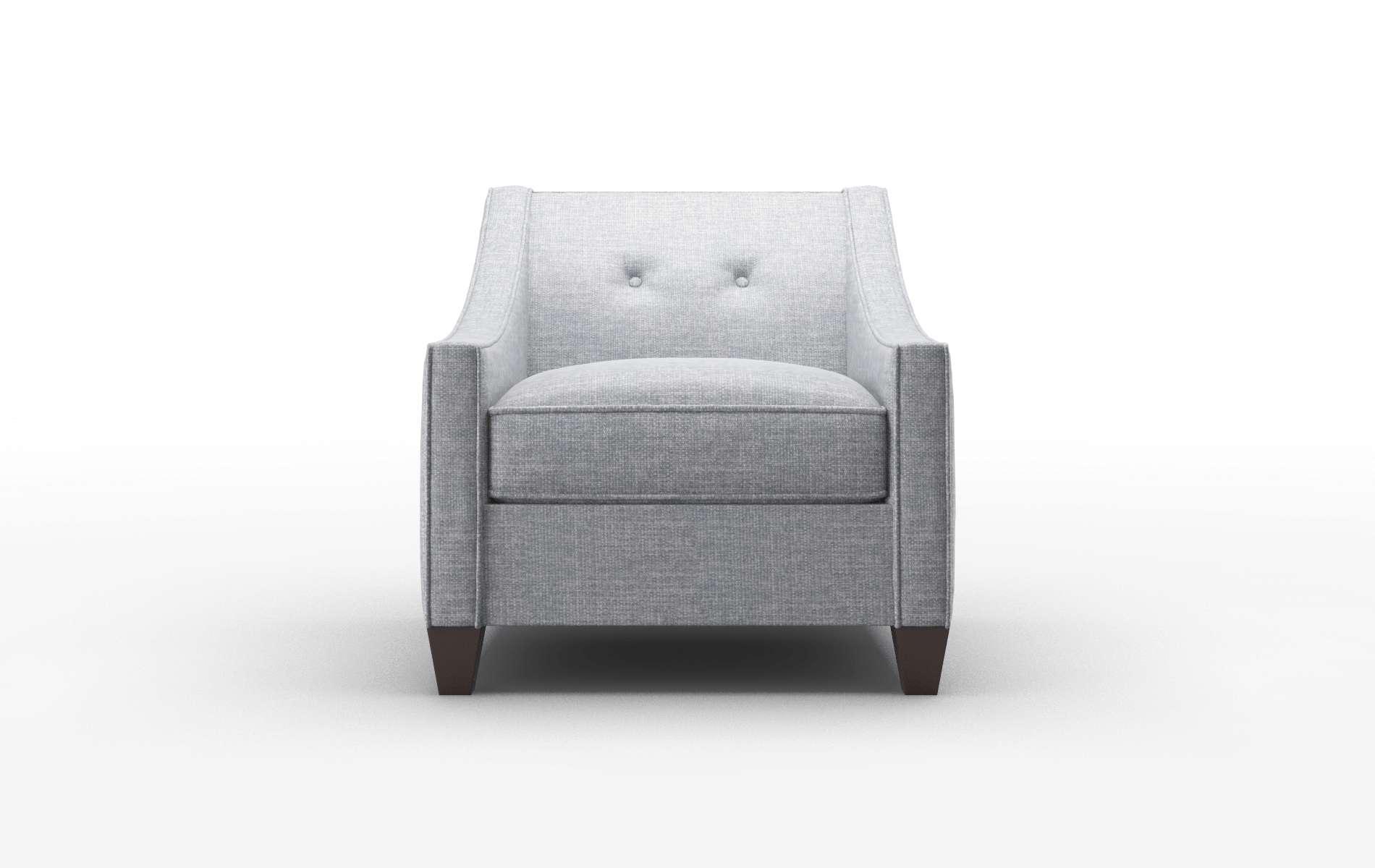 Berlin Keylargo Ash Chair espresso legs 1