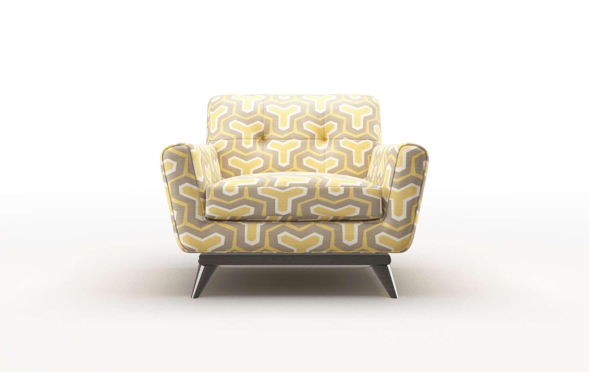 Brussels Merci Dijon Chair espresso legs 1