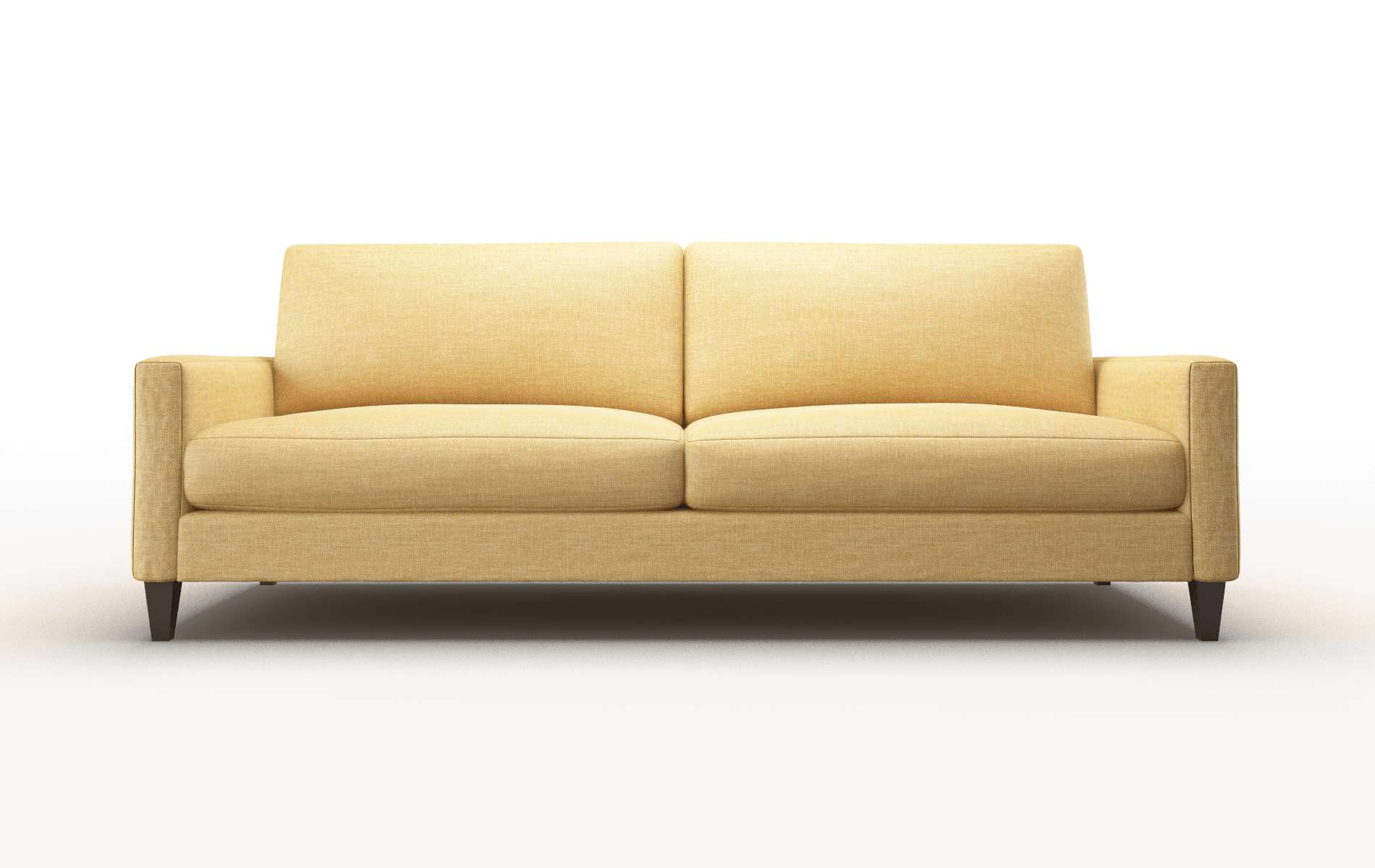 Cannes Keylargo Honey Sofa espresso legs 1
