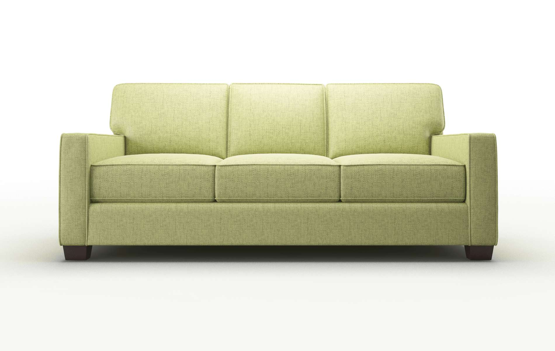 Chicago Notion Appletini Sofa espresso legs 1