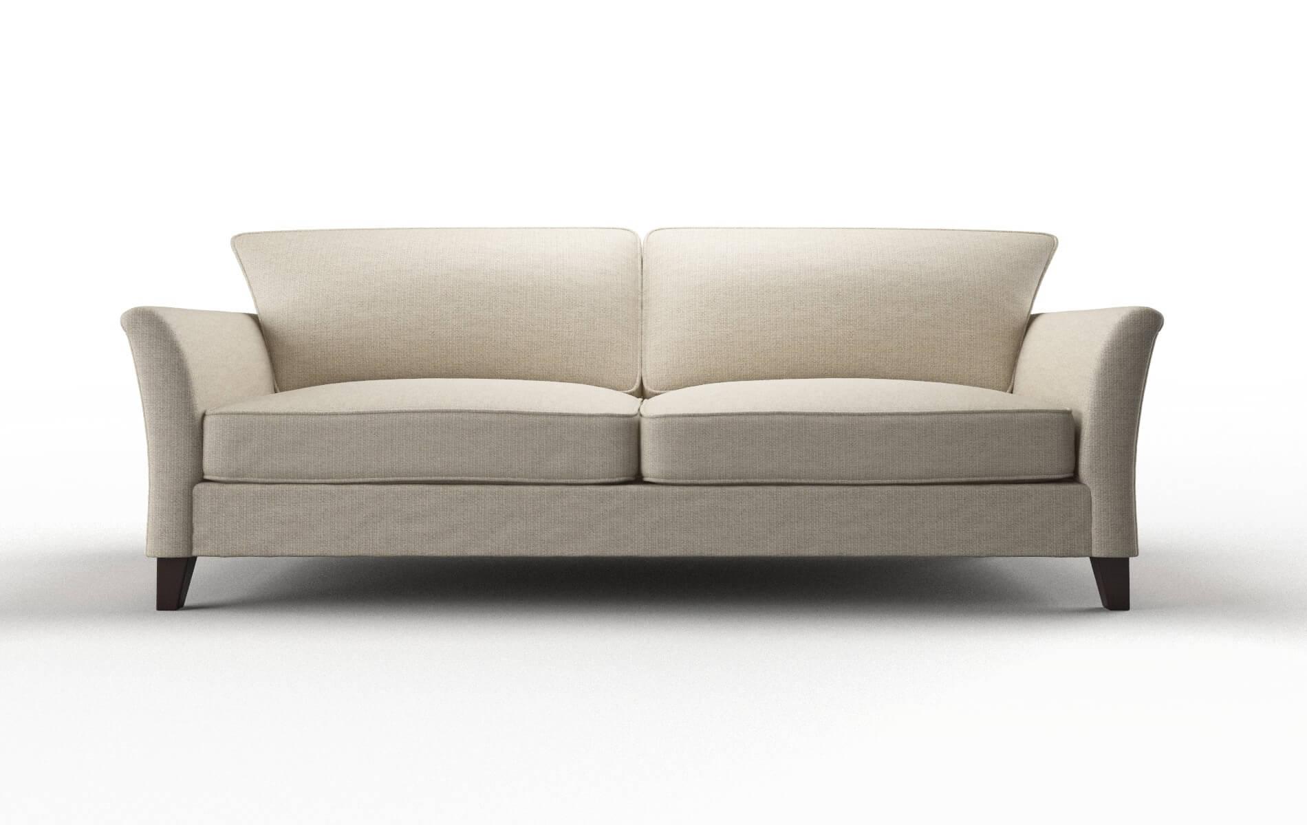 Cologne Parker Linen Sofa espresso legs 1