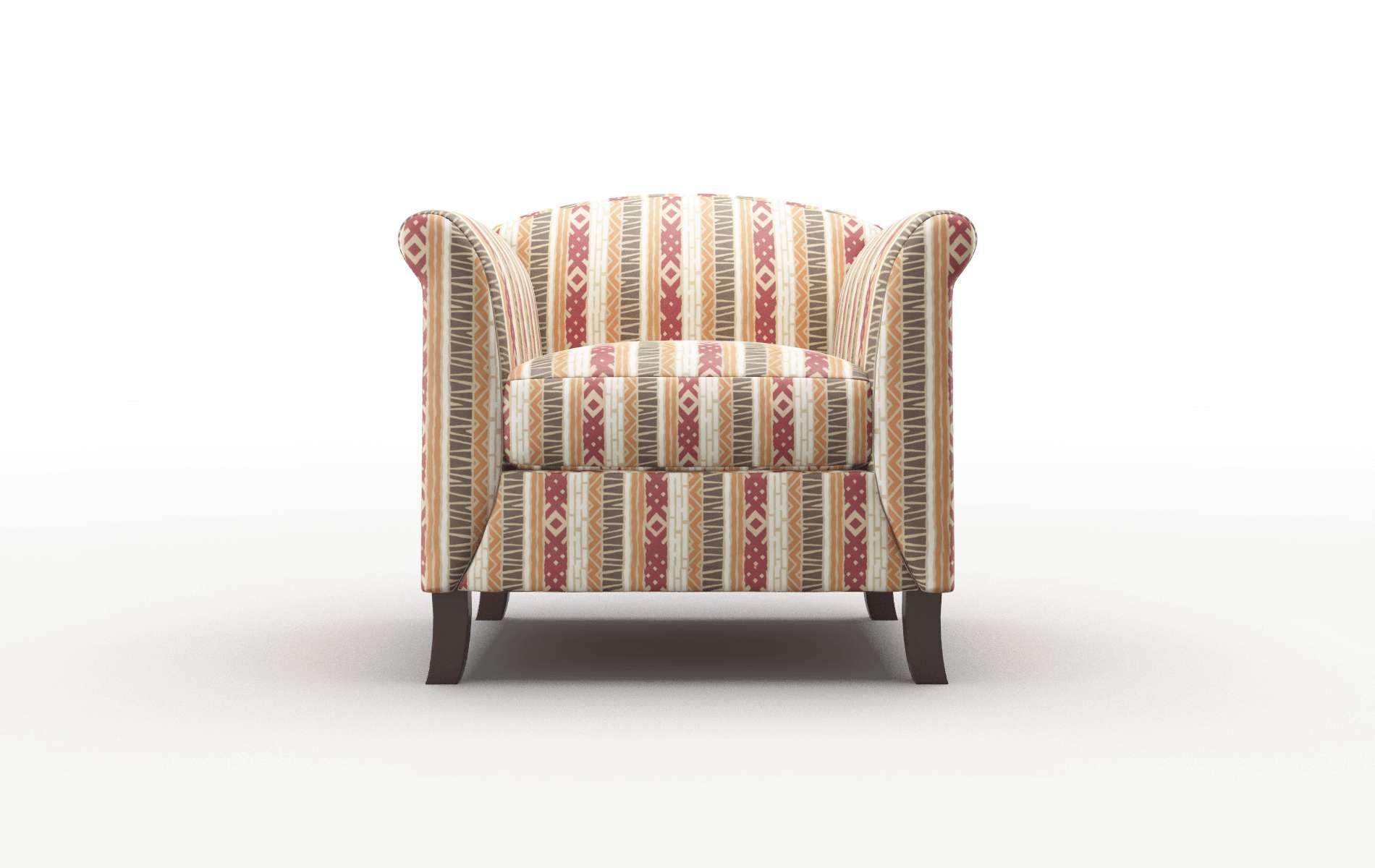 Crete Bodhi Tango Chair espresso legs 1