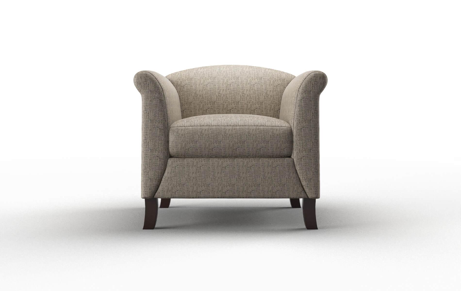 Crete Solifestyle 51 Chair espresso legs 1
