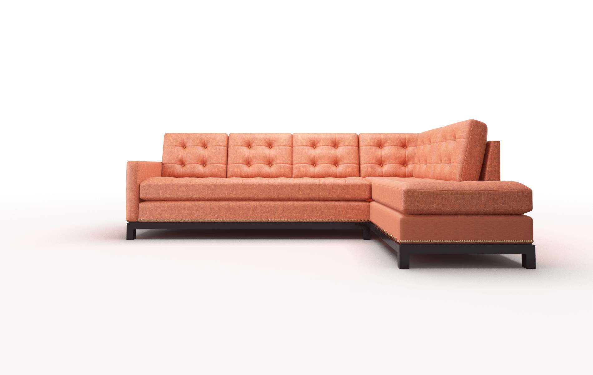Davos Notion Tang Panel espresso legs 1