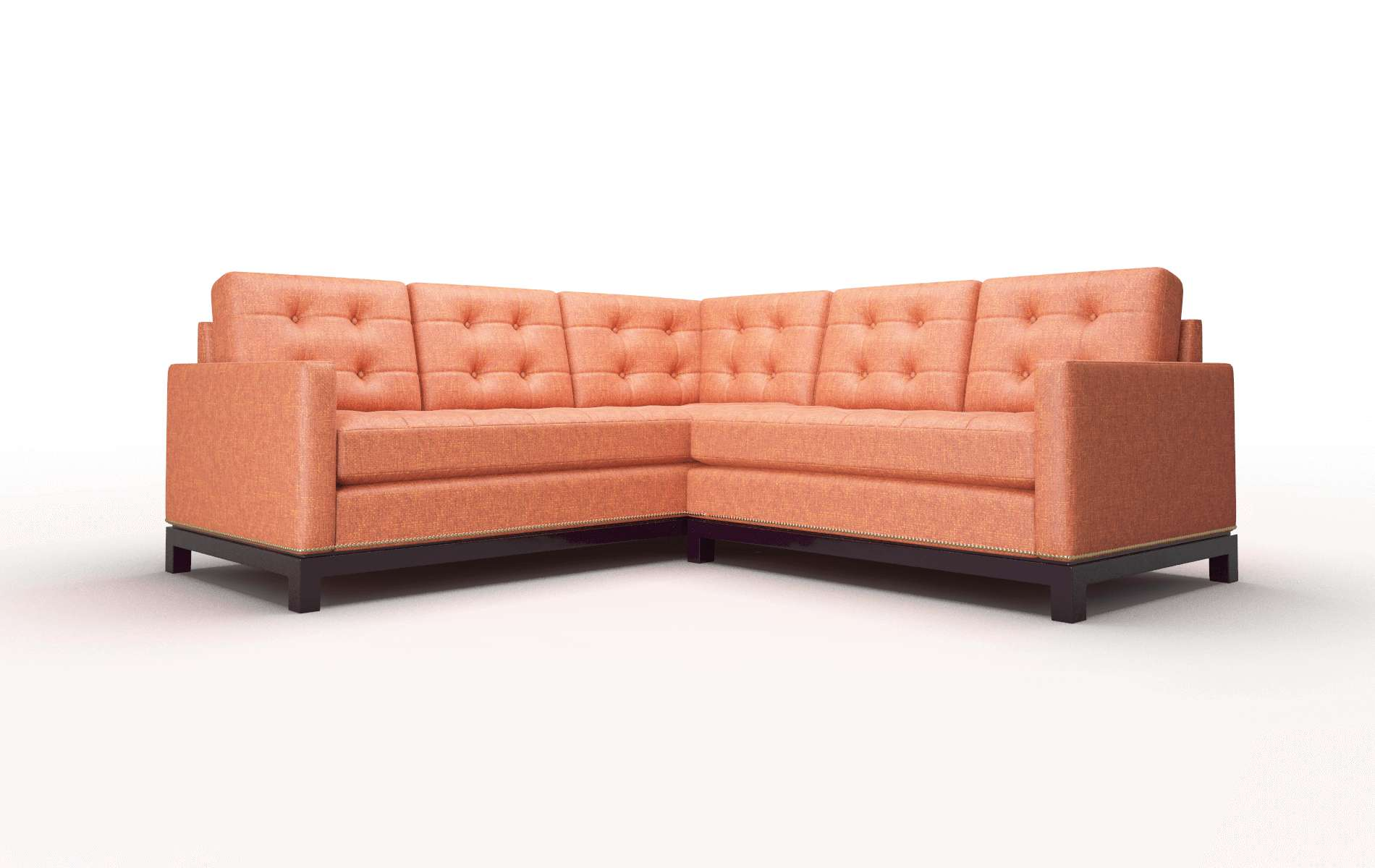 Davos Notion Tang Sectional espresso legs 1