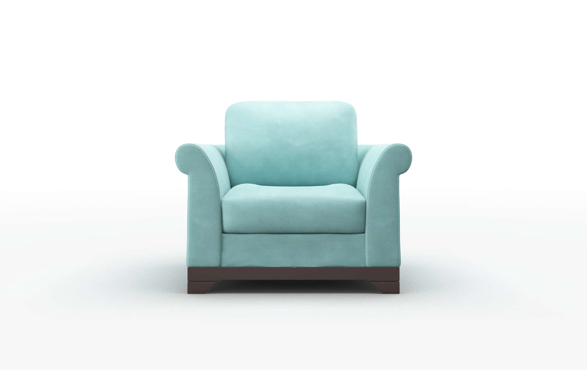 Denver Bella Caribbean chair espresso legs