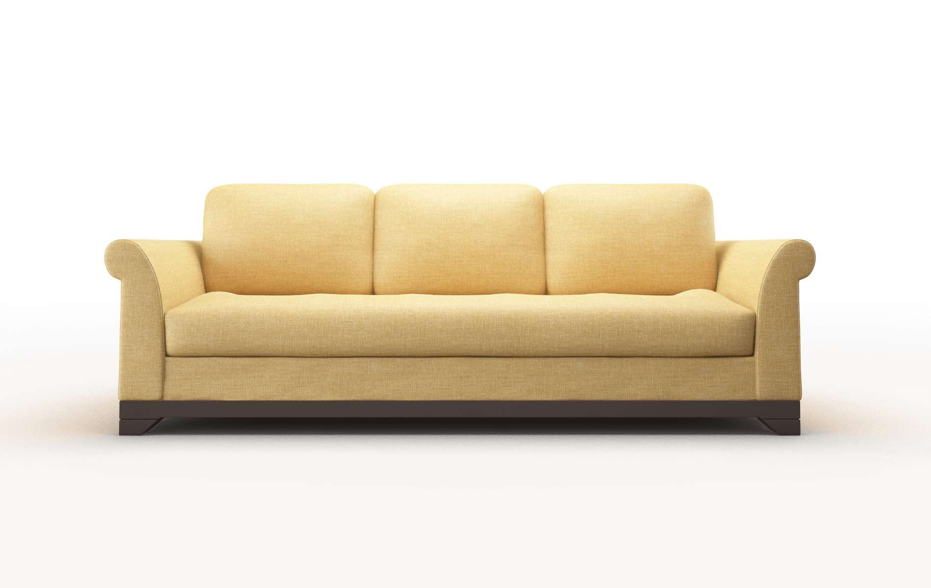 Denver Keylargo Honey Sofa espresso legs 1