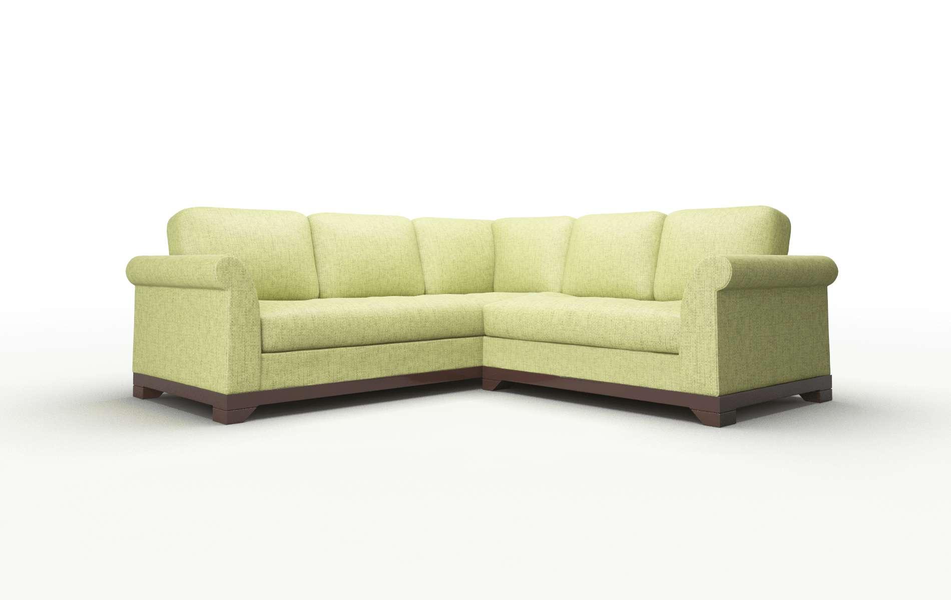 Denver Notion Appletini chair espresso legs