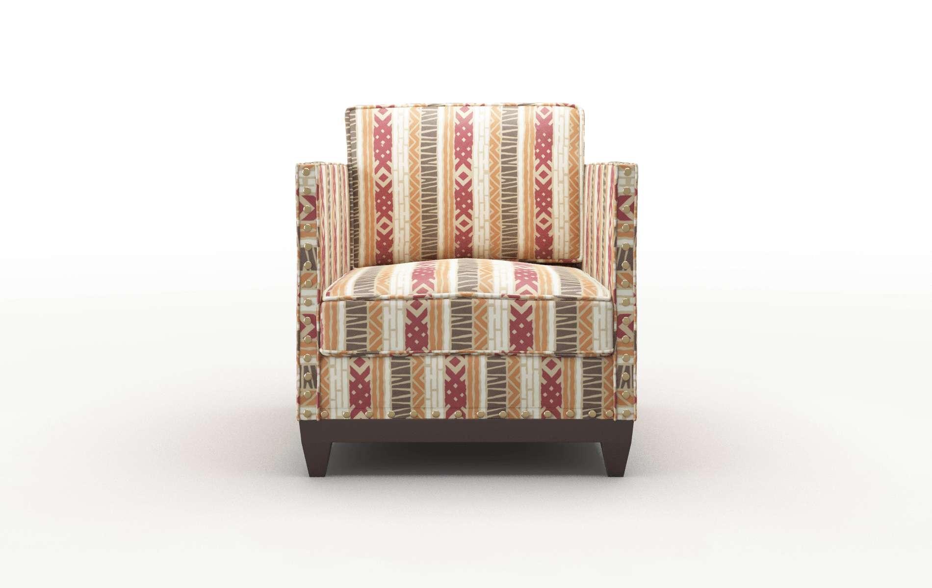 Florence Bodhi Tango Chair espresso legs 1