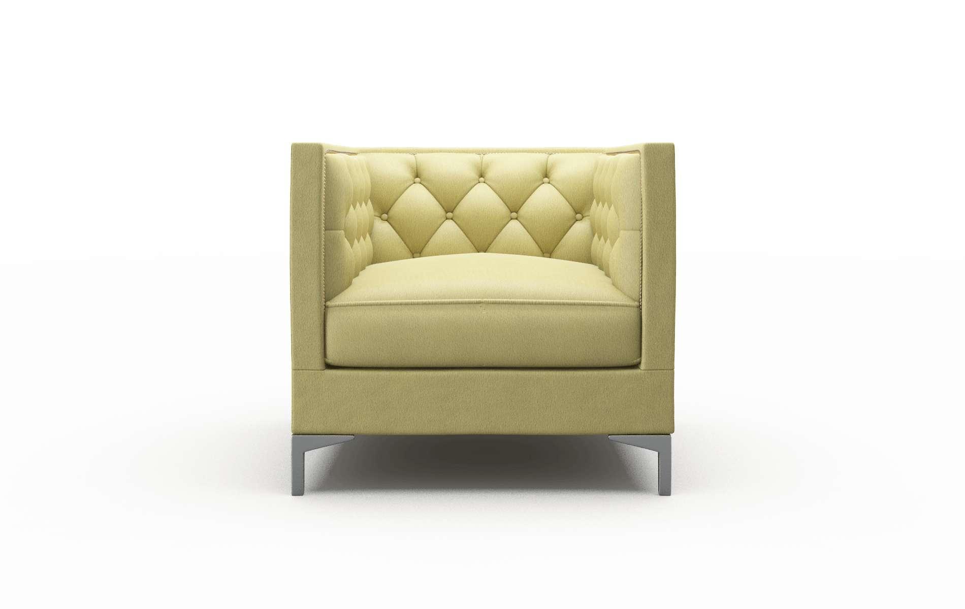 Gosford Bella Apple Chair metal legs 1