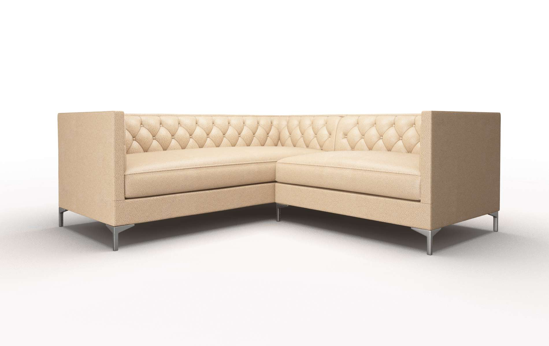 Gosford Ford Dune Sectional metal legs 1