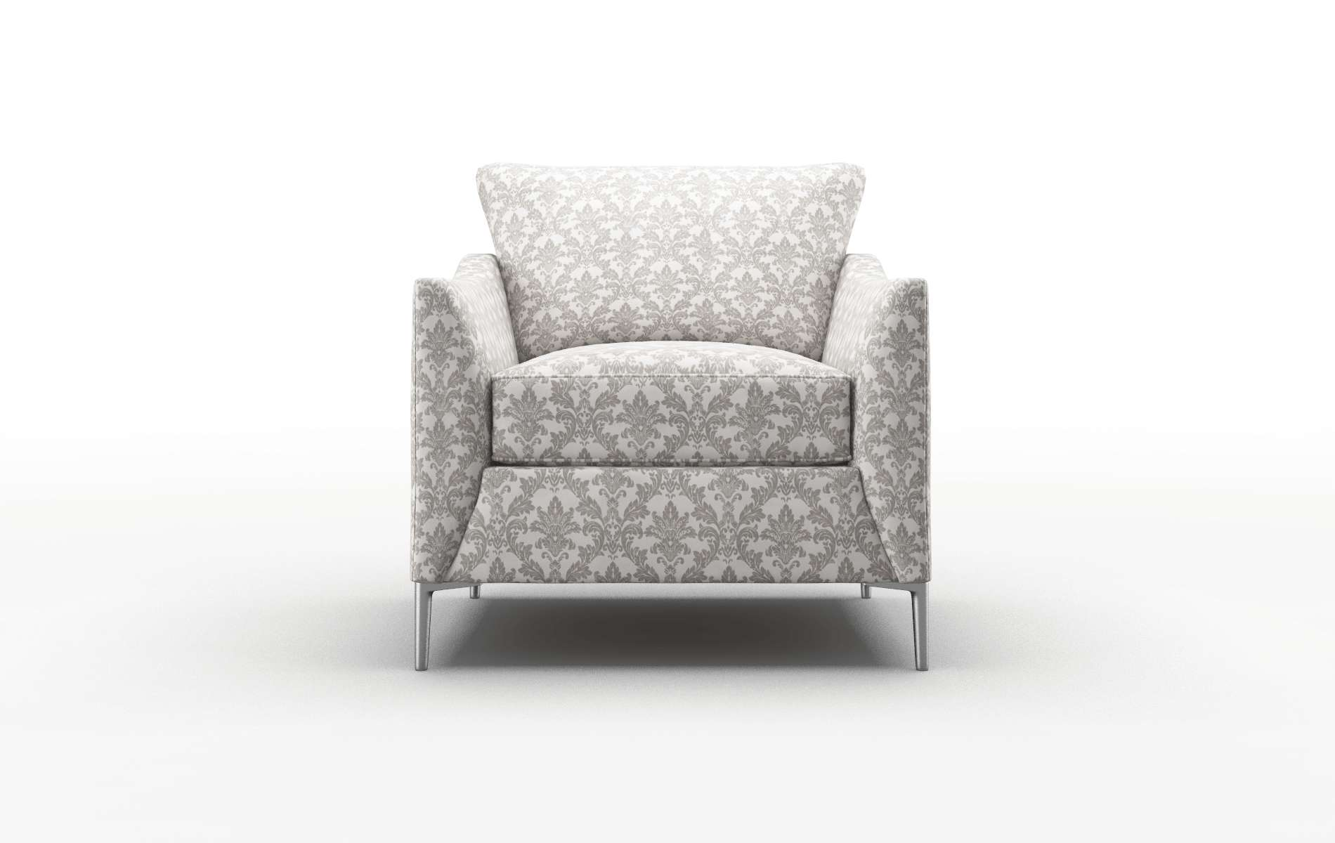 Hamburg Bergamo Dove Chair metal legs 1