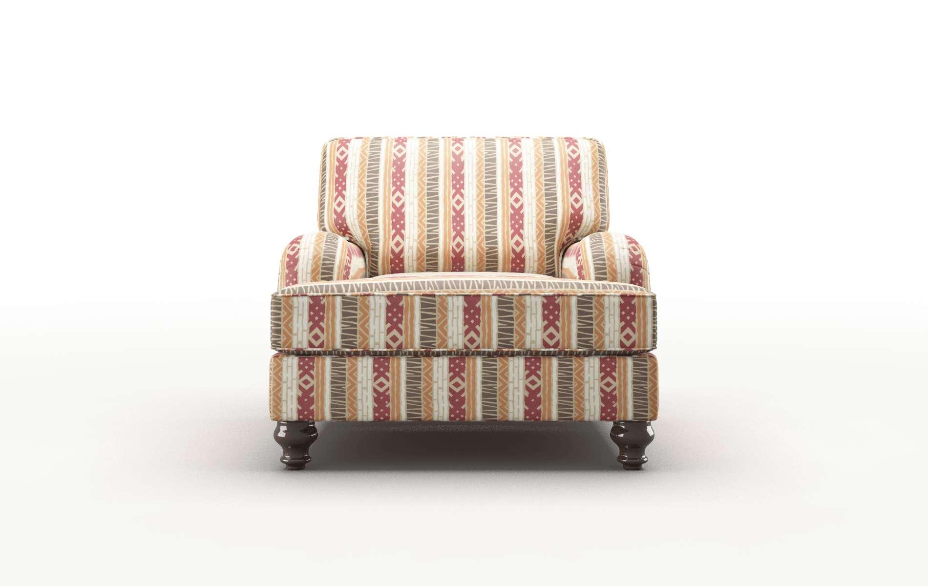 Hamilton Bodhi Tango Chair espresso legs 1