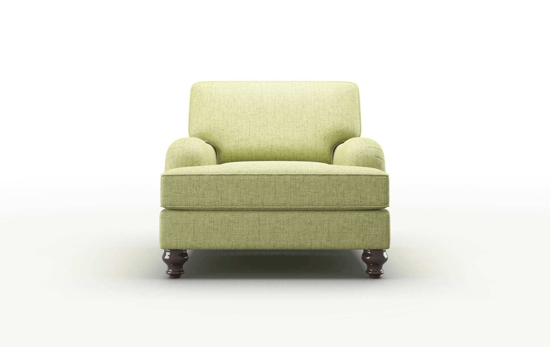 Hamilton Notion Appletini Chair espresso legs 1