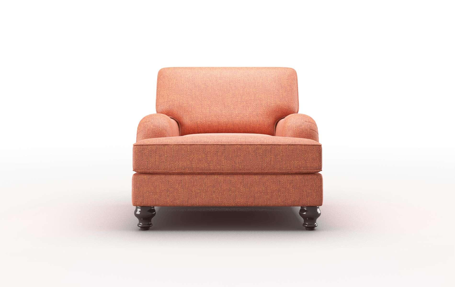 Hamilton Notion Tang Chair espresso legs 1