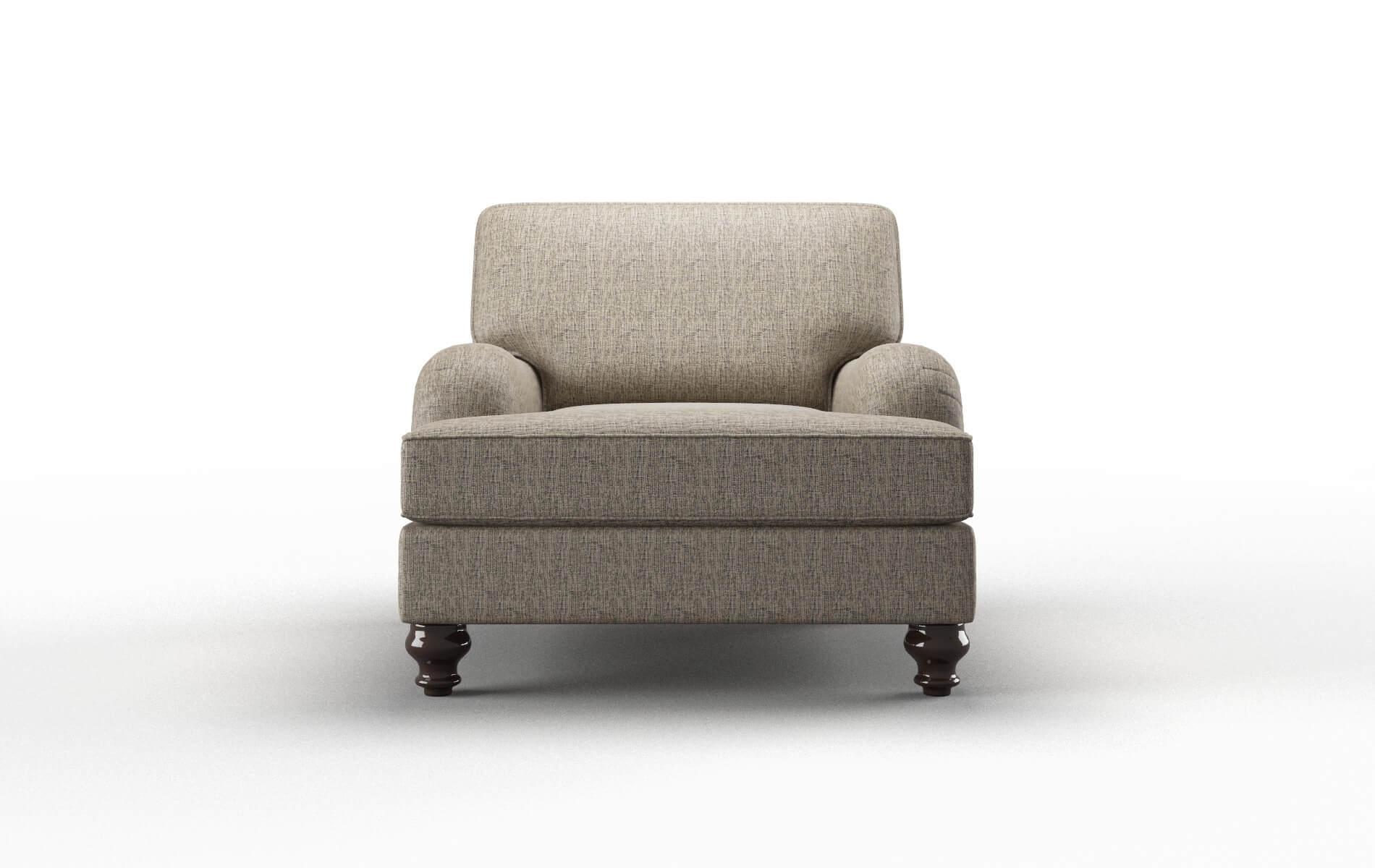Hamilton Solifestyle 51 Chair espresso legs 1