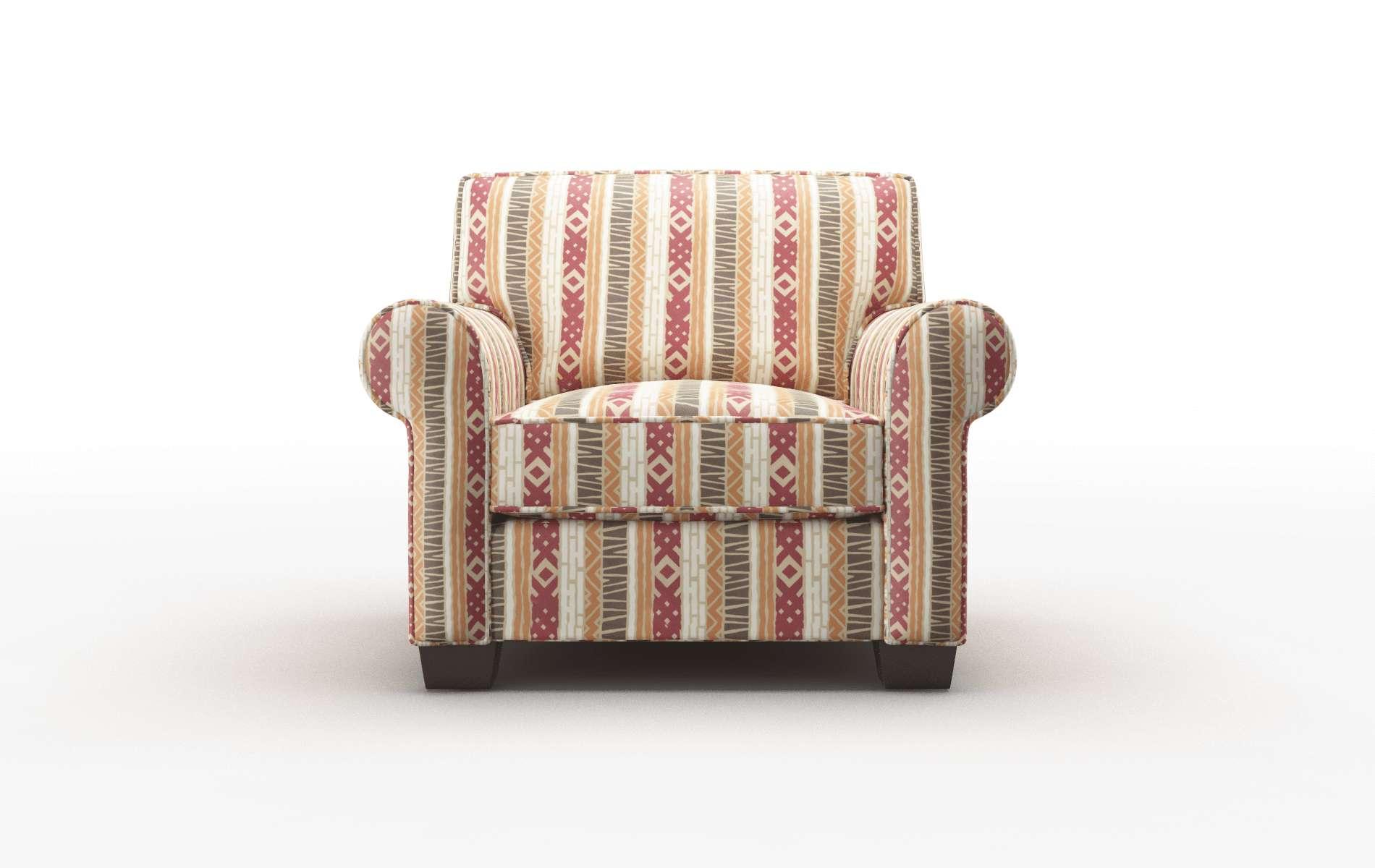 Isabel Bodhi Tango Chair espresso legs 1