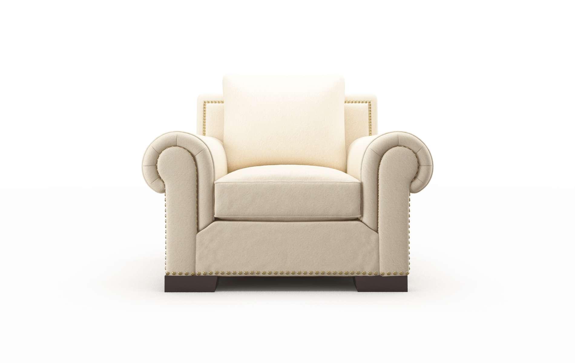 James Bella Buckwheat Chair espresso legs 1