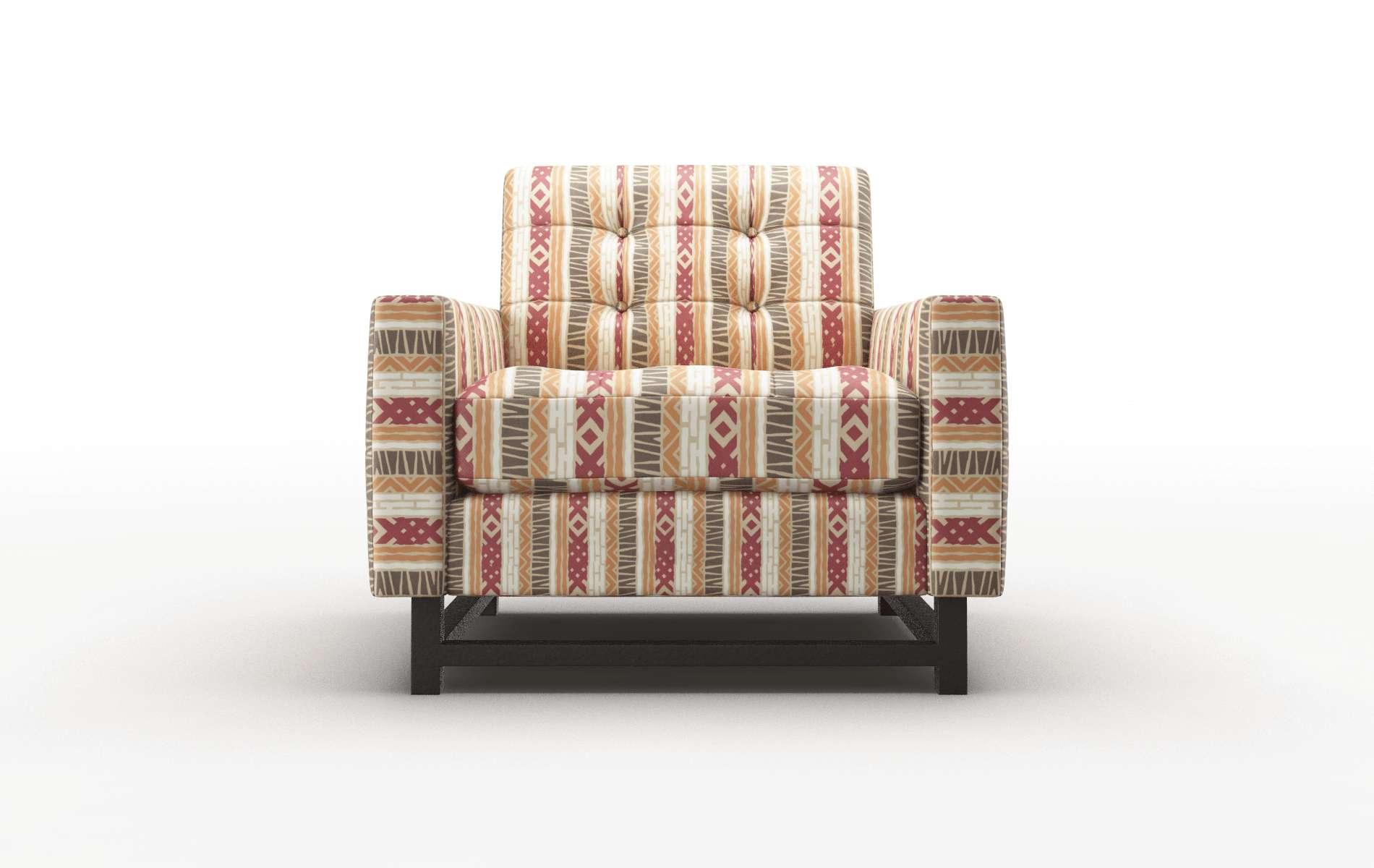 Madrid Bodhi Tango Chair espresso legs 1