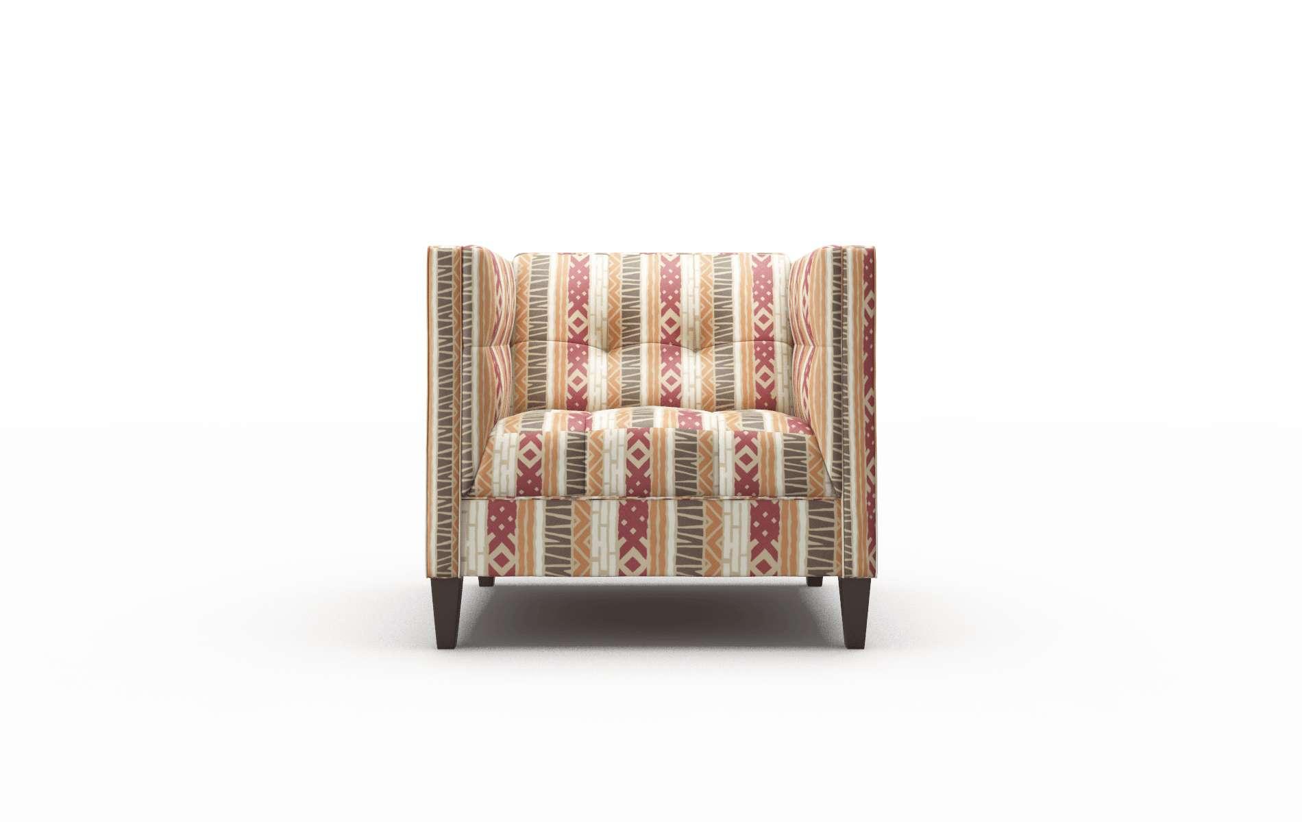 Messina Bodhi Tango Chair espresso legs 1