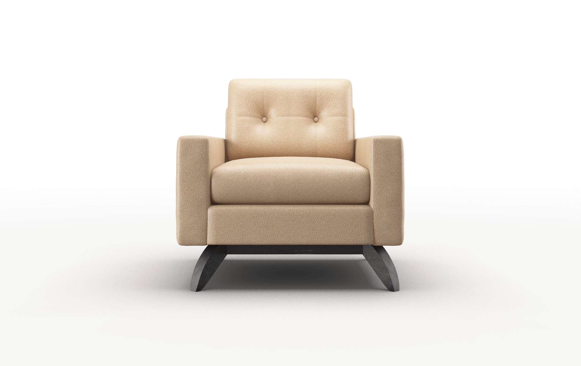 Milan Ford Dune chair espresso legs