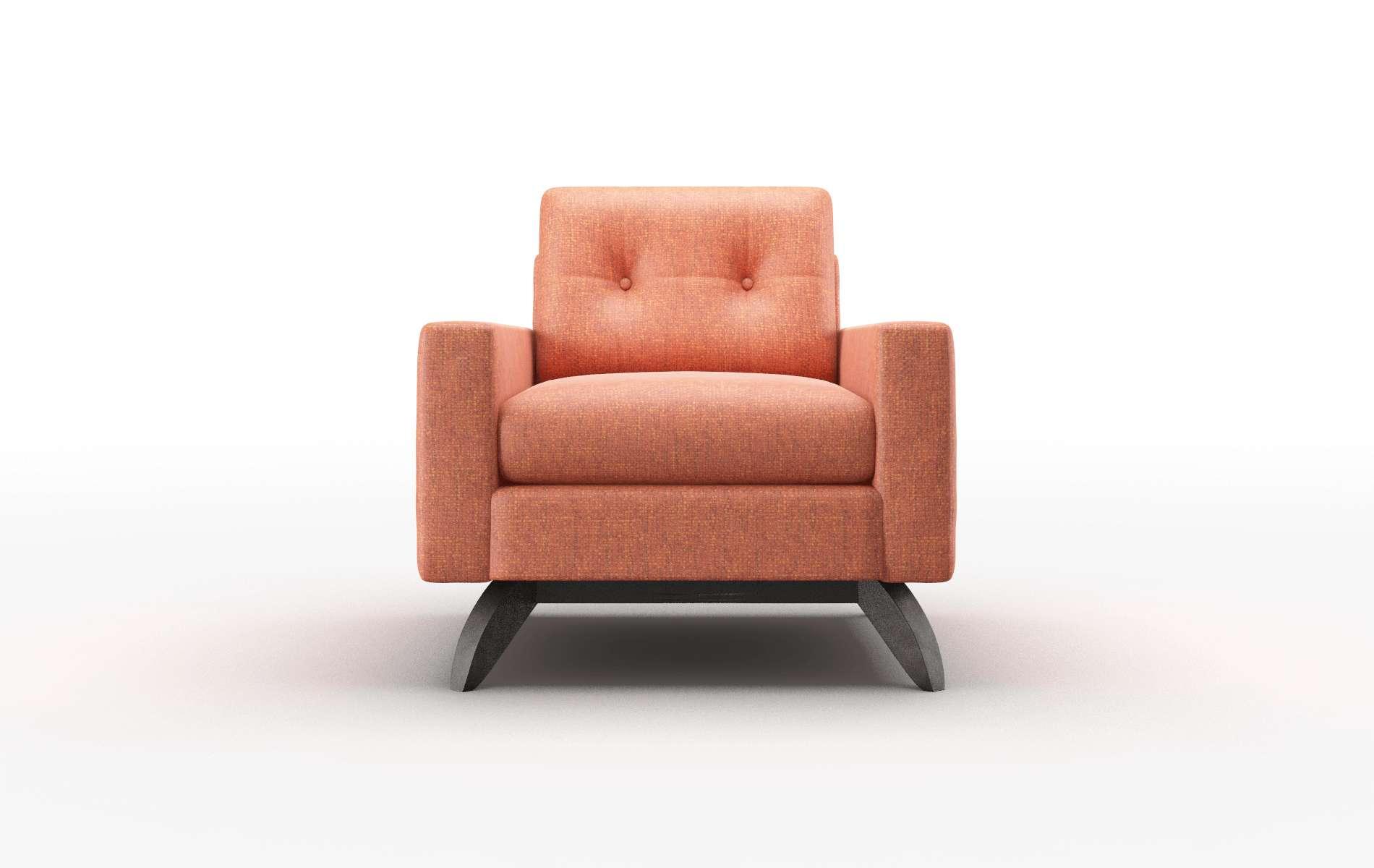 Milan Notion Tang Chair espresso legs 1