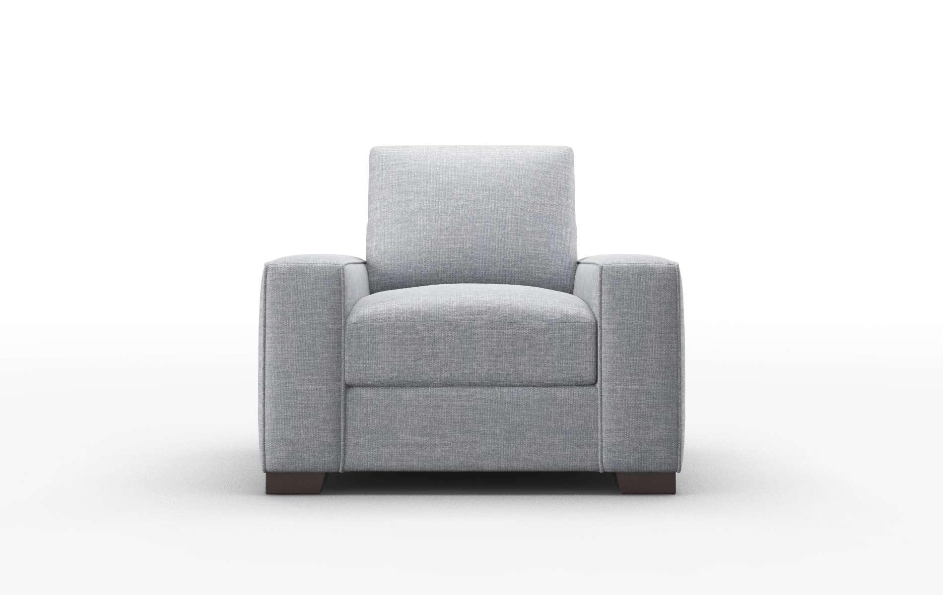 Monaco Keylargo Ash Chair espresso legs 1