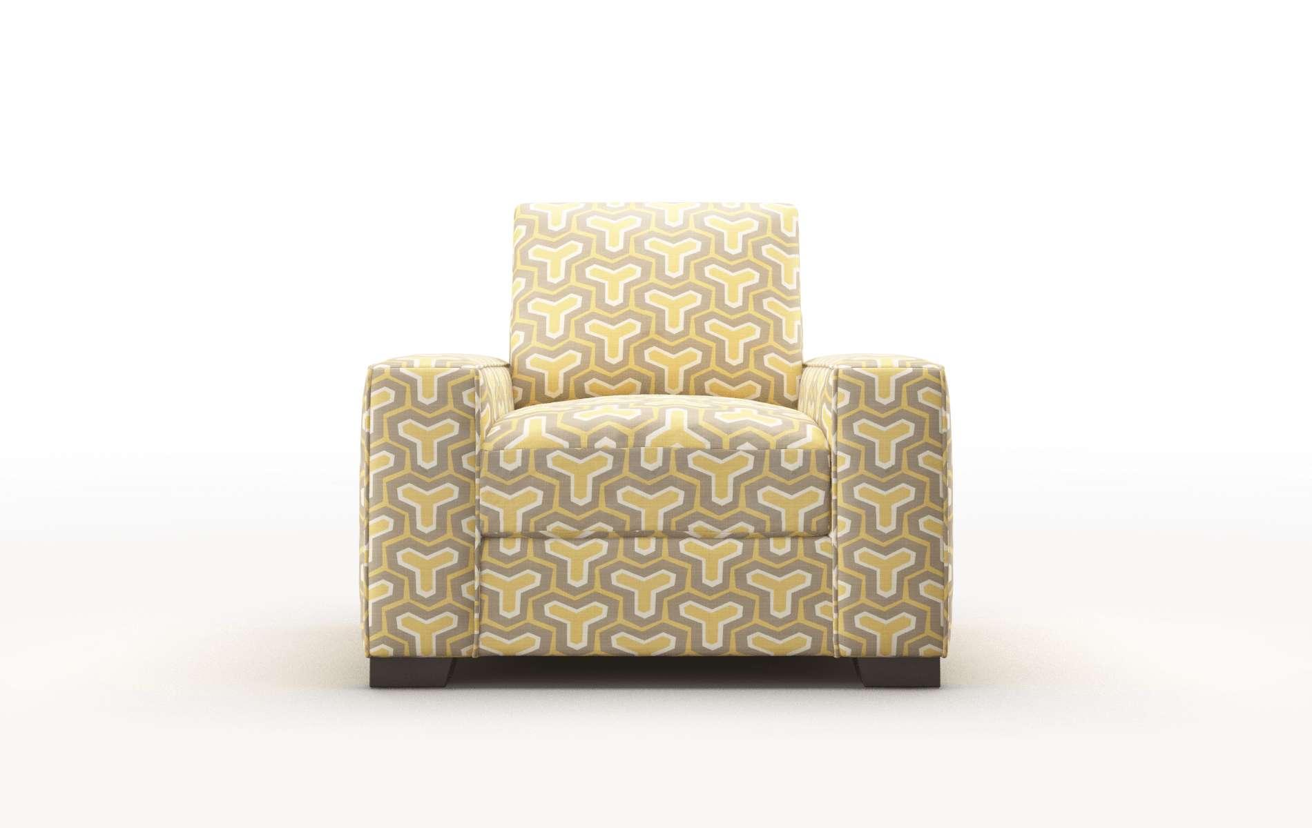 Monaco Merci Dijon Chair espresso legs 1