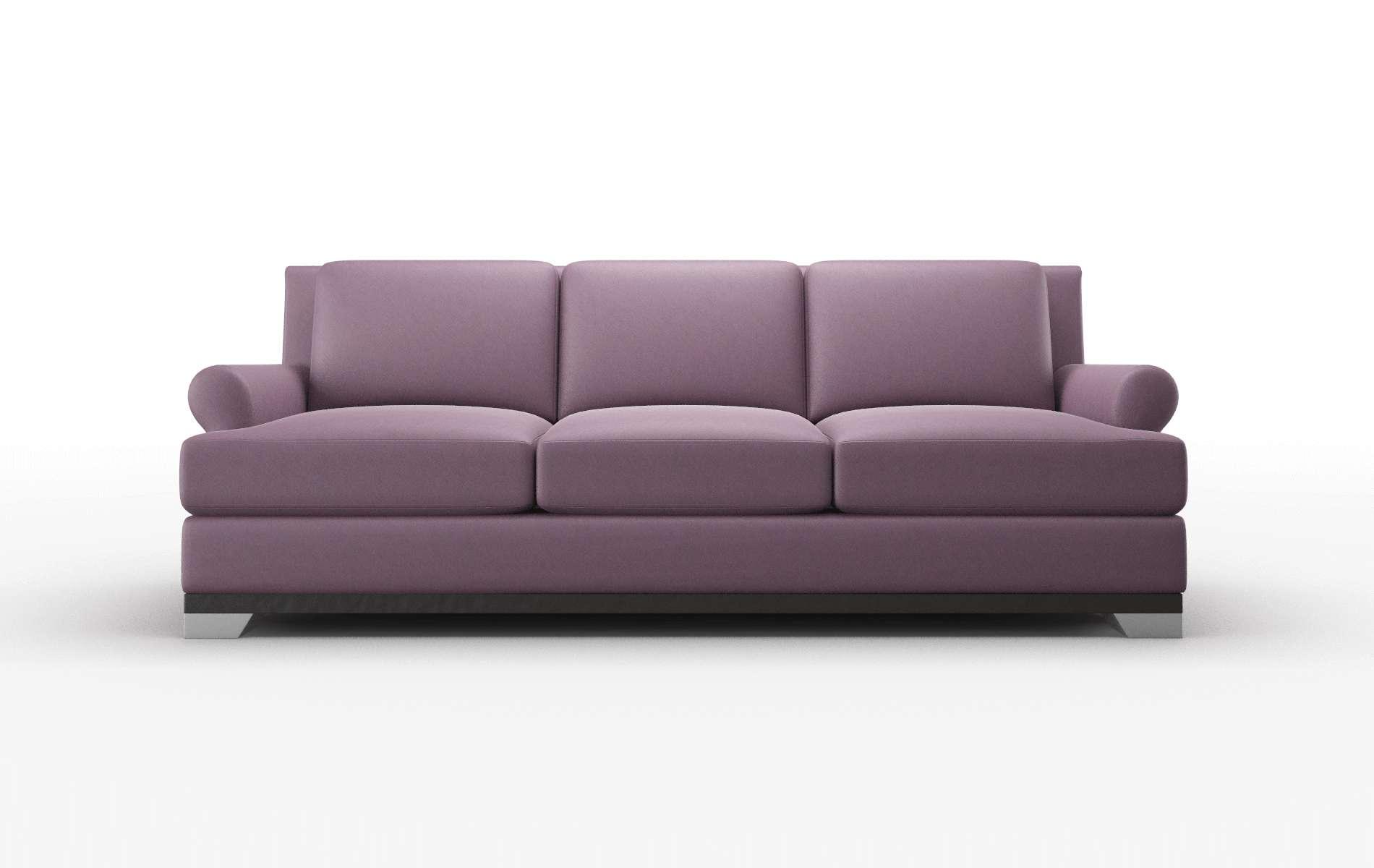 Bella Aubergine. Sofa