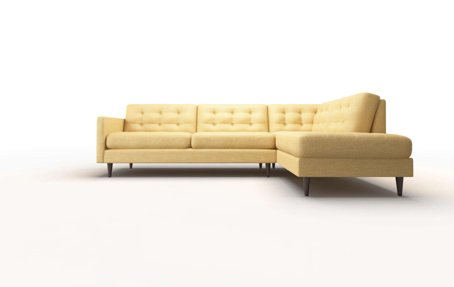 Oslo Keylargo Honey chair espresso legs