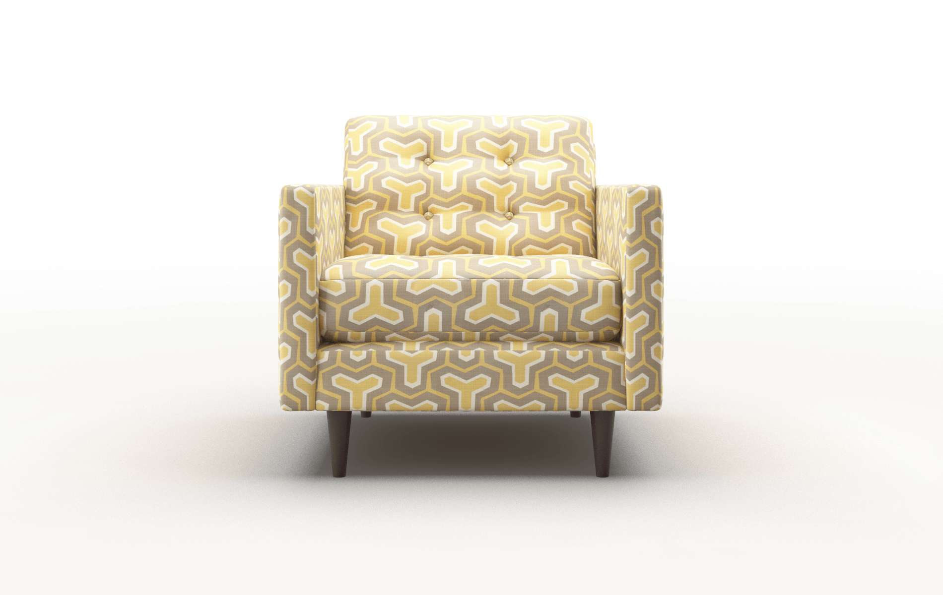 Oslo Merci Dijon Chair espresso legs 1