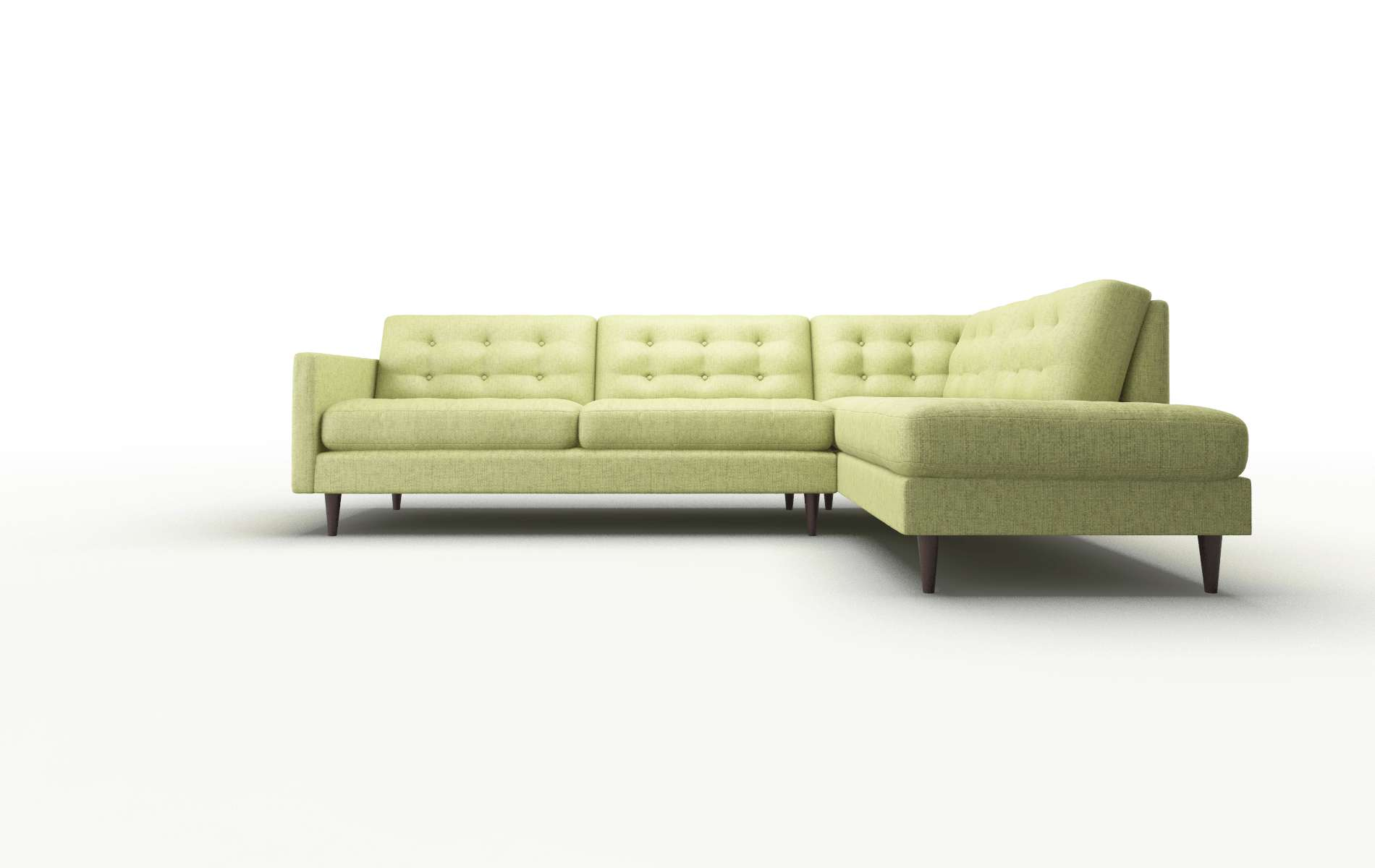 Oslo Notion Appletini chair espresso legs