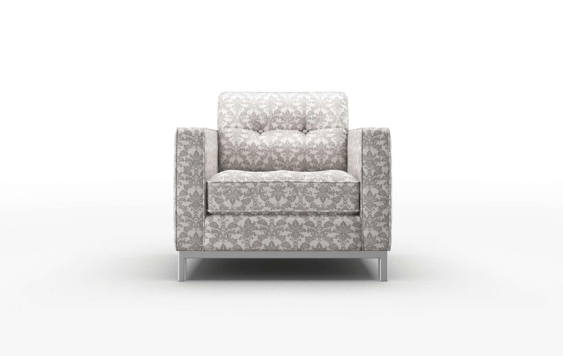 Oxford Bergamo Dove Chair metal legs 1