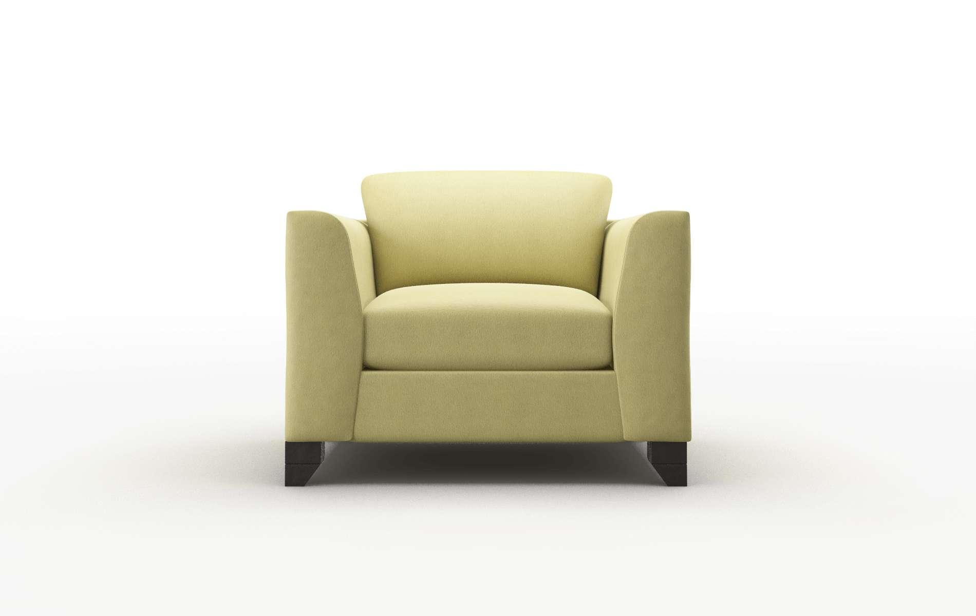 Paris Bella Apple Chair espresso legs 1