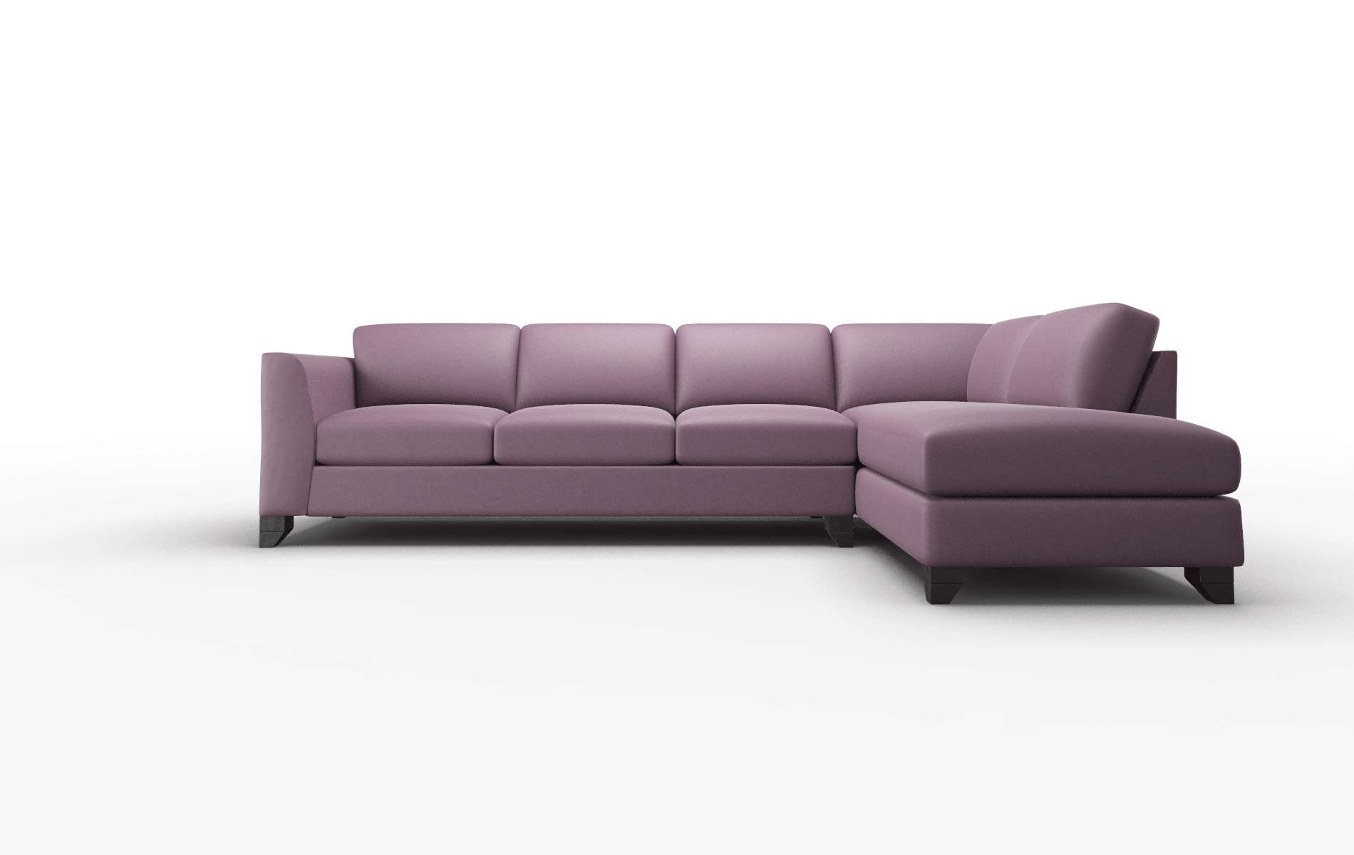 Paris Bella Aubergine Panel espresso legs 1