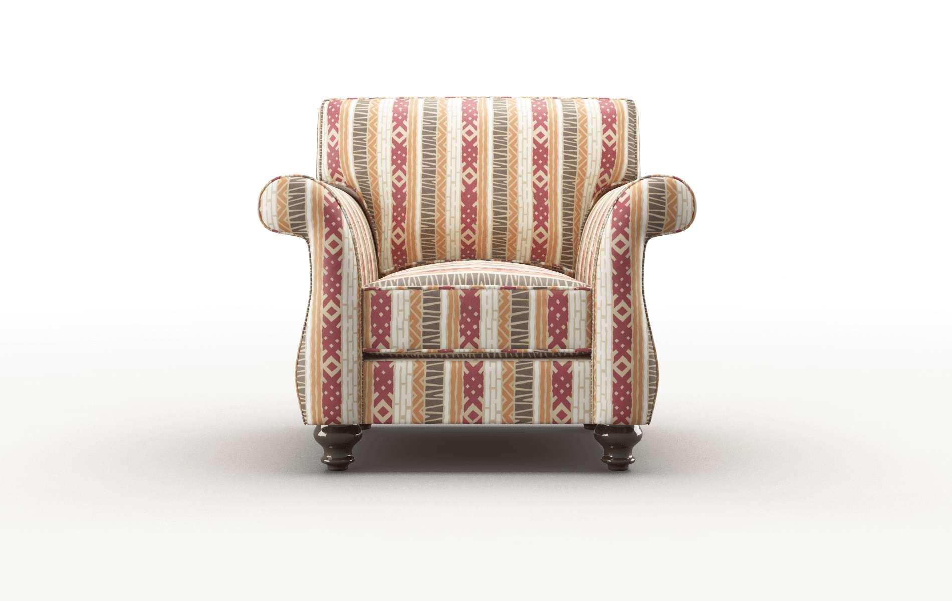 Pisa Bodhi Tango Chair espresso legs 1